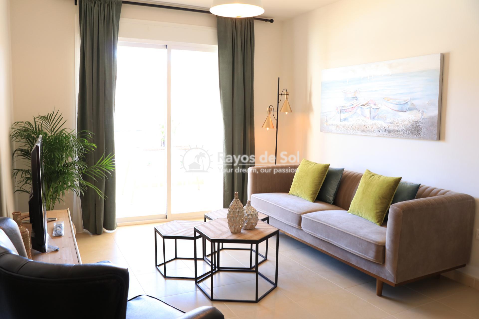 Apartment  in Gran Alacant, Santa Pola, Costa Blanca (GASUBP) - 5