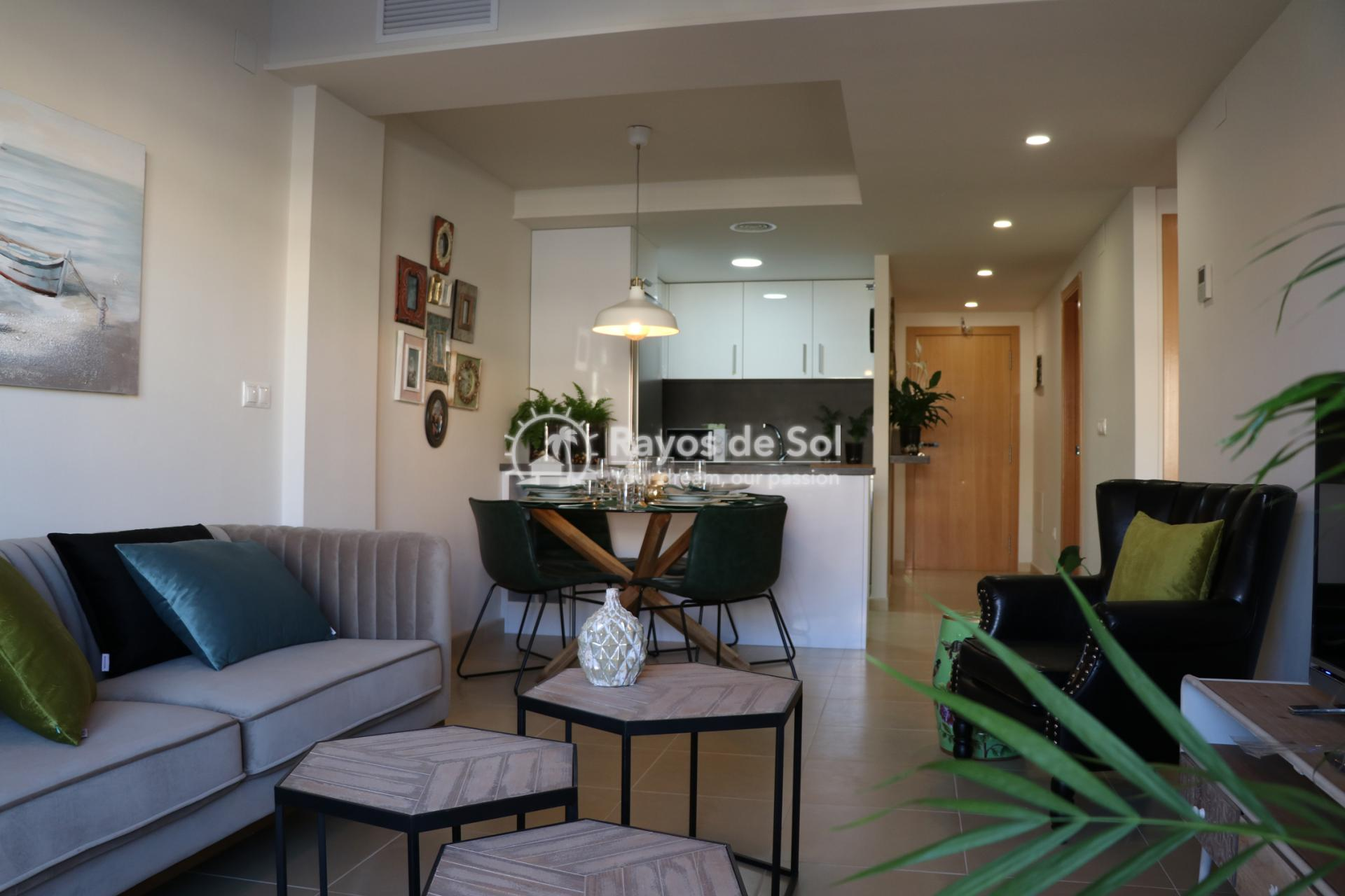 Apartment  in Gran Alacant, Santa Pola, Costa Blanca (GASUBP) - 9