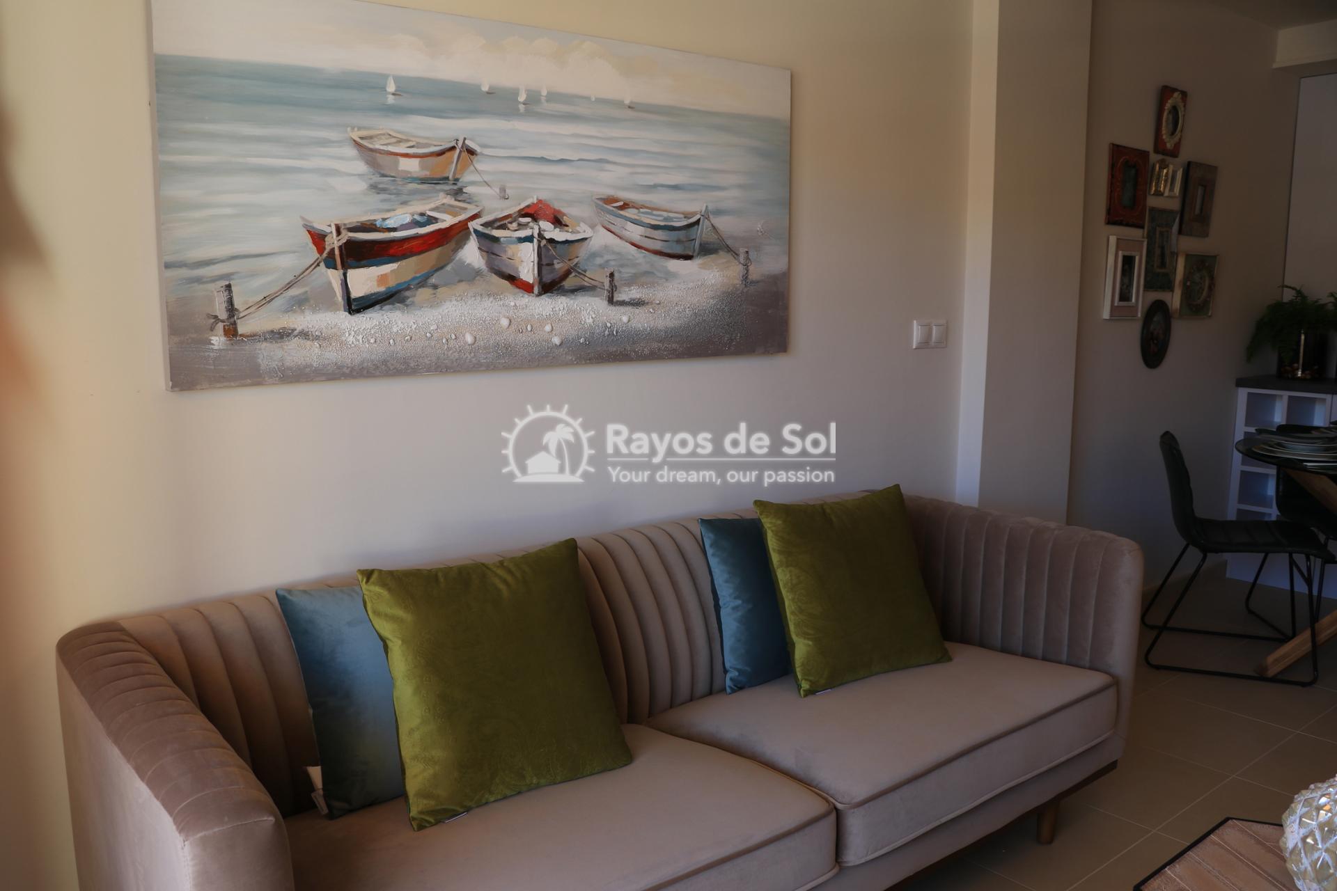Apartment  in Gran Alacant, Santa Pola, Costa Blanca (GASUBP) - 11