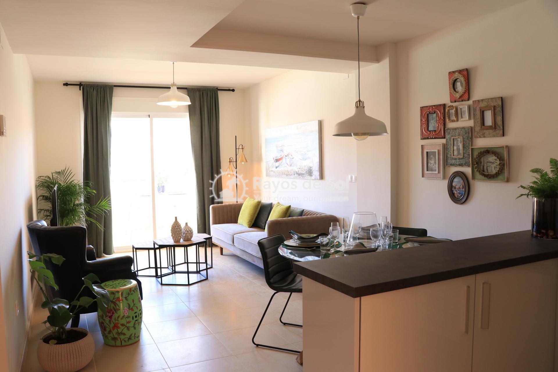 Apartment  in Gran Alacant, Santa Pola, Costa Blanca (GASUBP) - 10