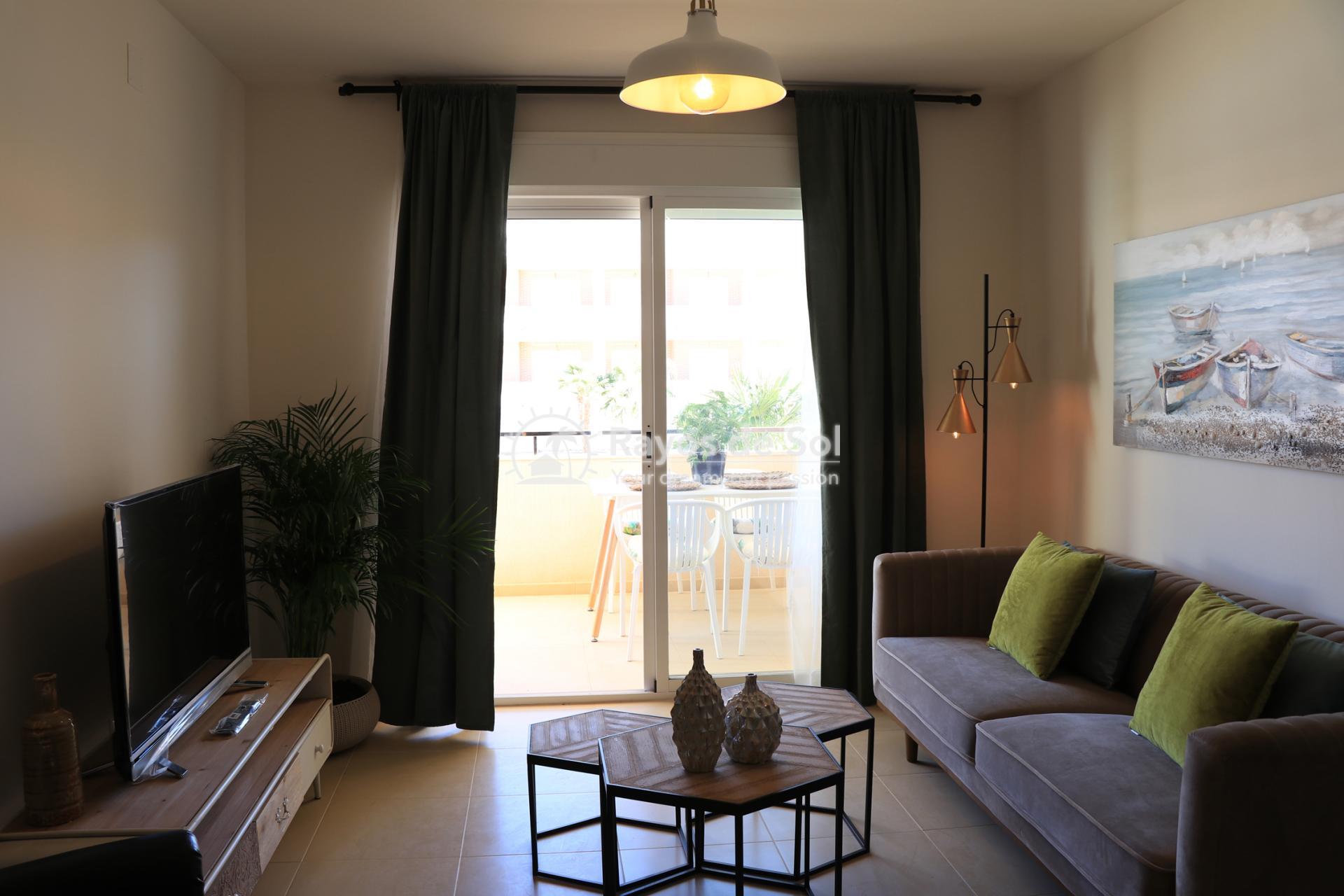 Apartment  in Gran Alacant, Santa Pola, Costa Blanca (GASUBP) - 13