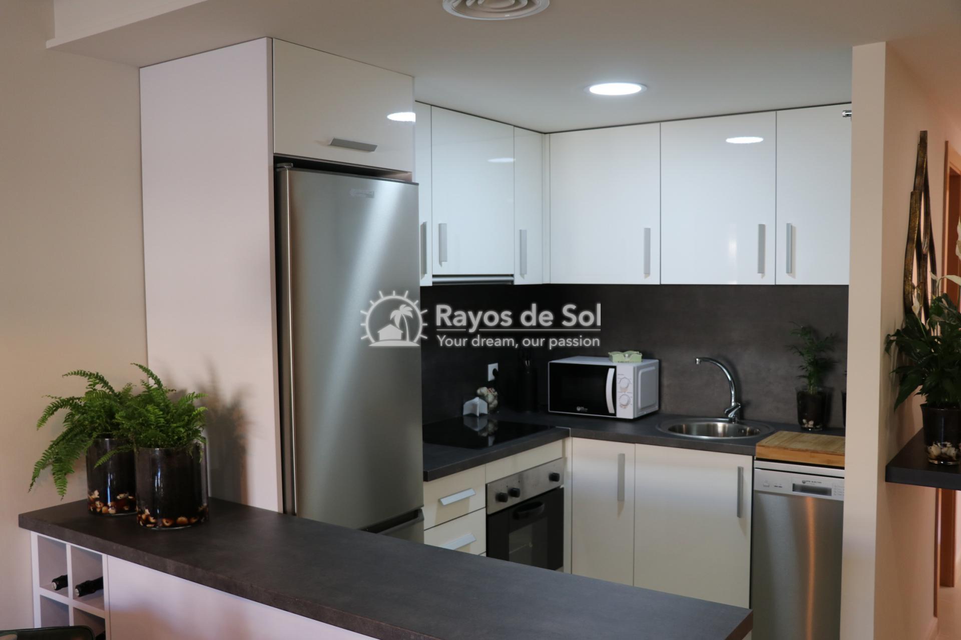 Apartment  in Gran Alacant, Santa Pola, Costa Blanca (GASUBP) - 16