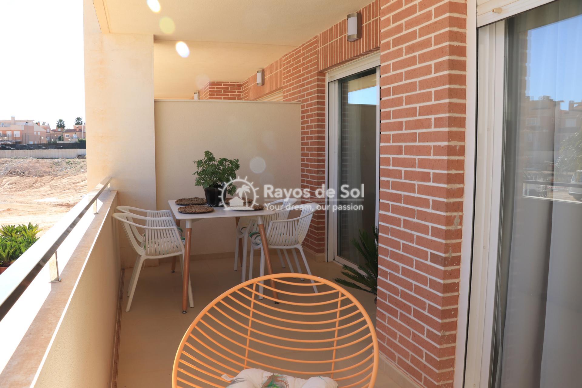 Apartment  in Gran Alacant, Santa Pola, Costa Blanca (GASUBP) - 22