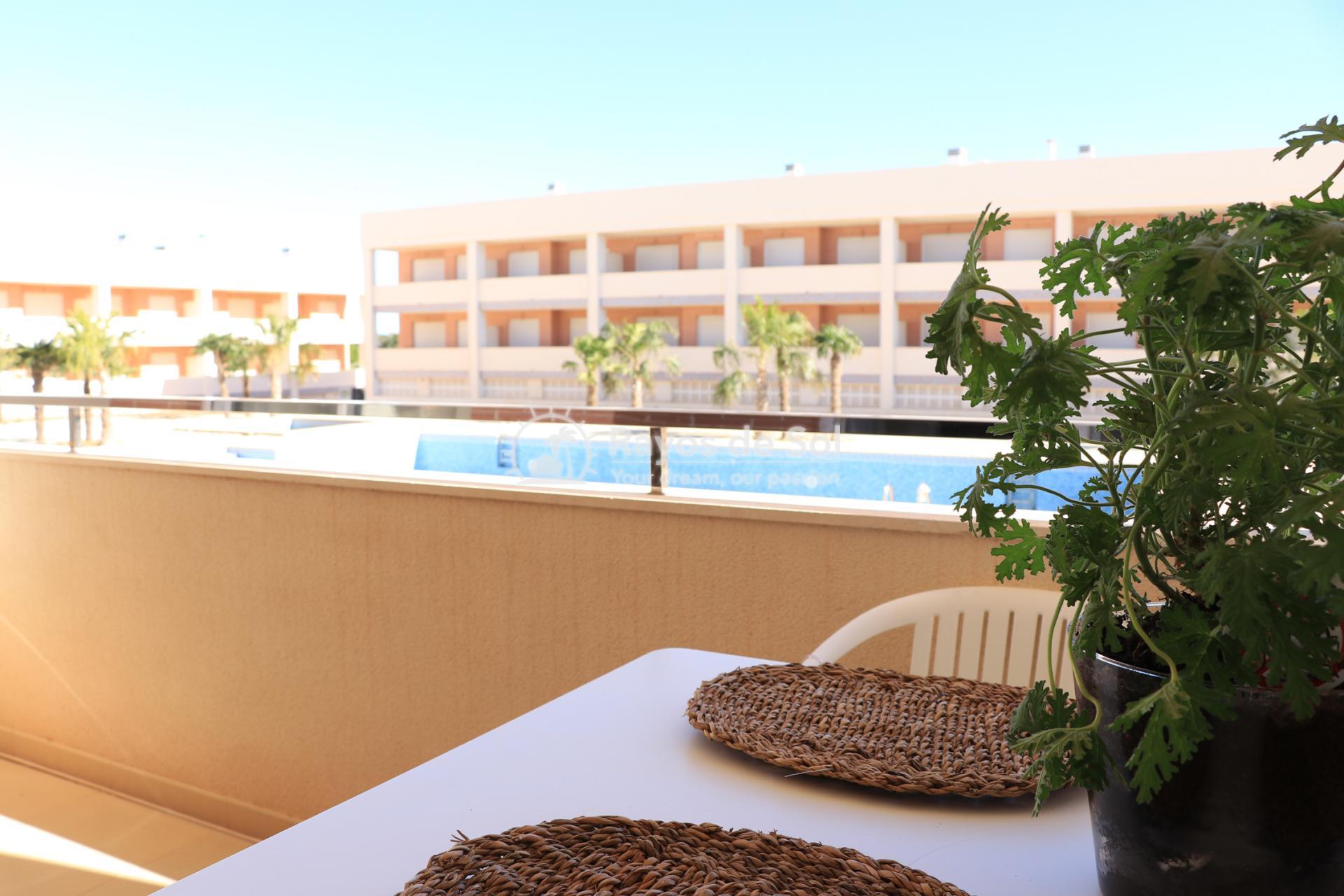 Apartment  in Gran Alacant, Santa Pola, Costa Blanca (GASUBP) - 29