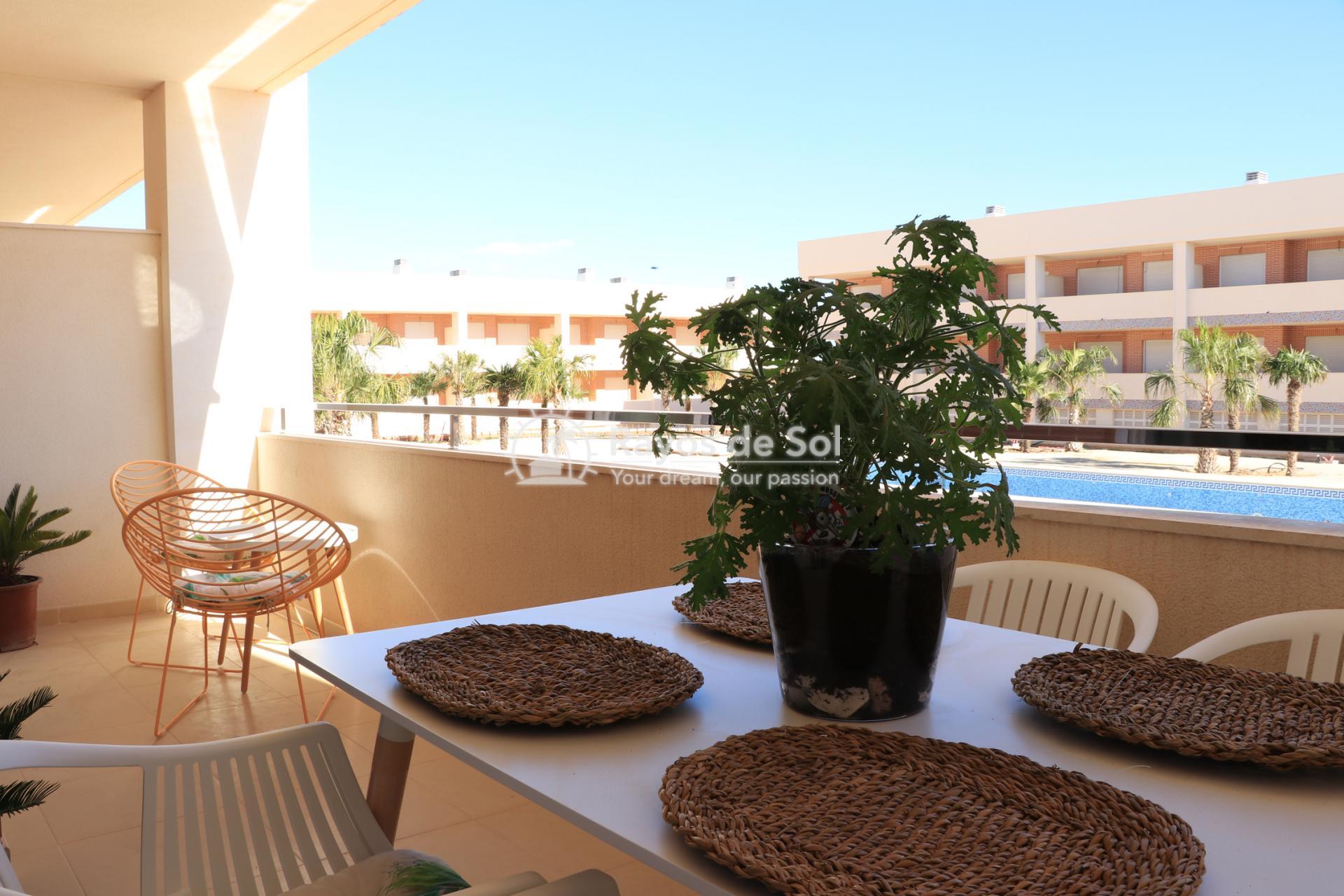 Apartment  in Gran Alacant, Santa Pola, Costa Blanca (GASUBP) - 30