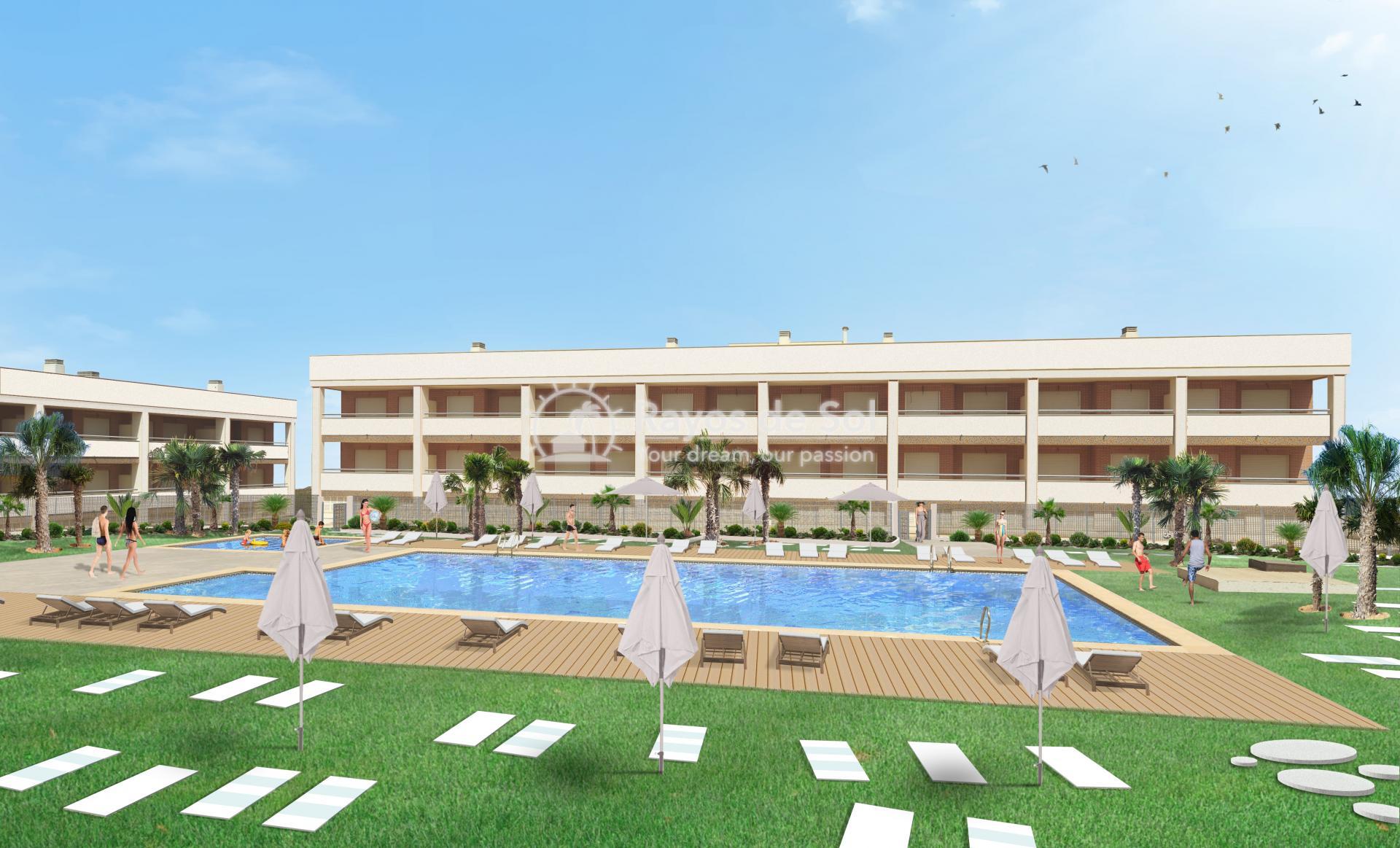 Apartment  in Gran Alacant, Santa Pola, Costa Blanca (GASUBP) - 1