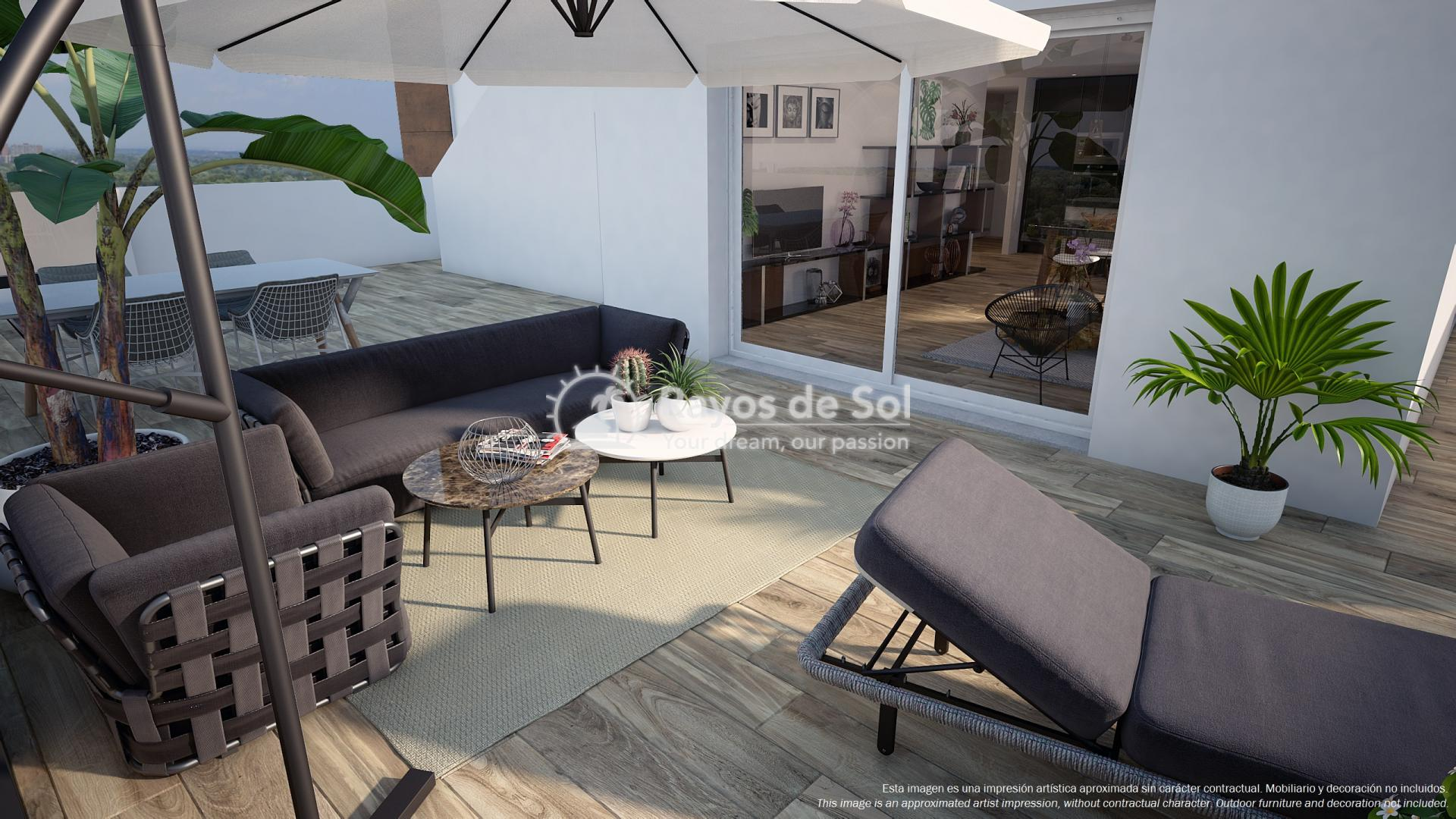Apartment  in Punta Prima, Orihuela Costa, Costa Blanca (PPTRBA2-2A) - 12