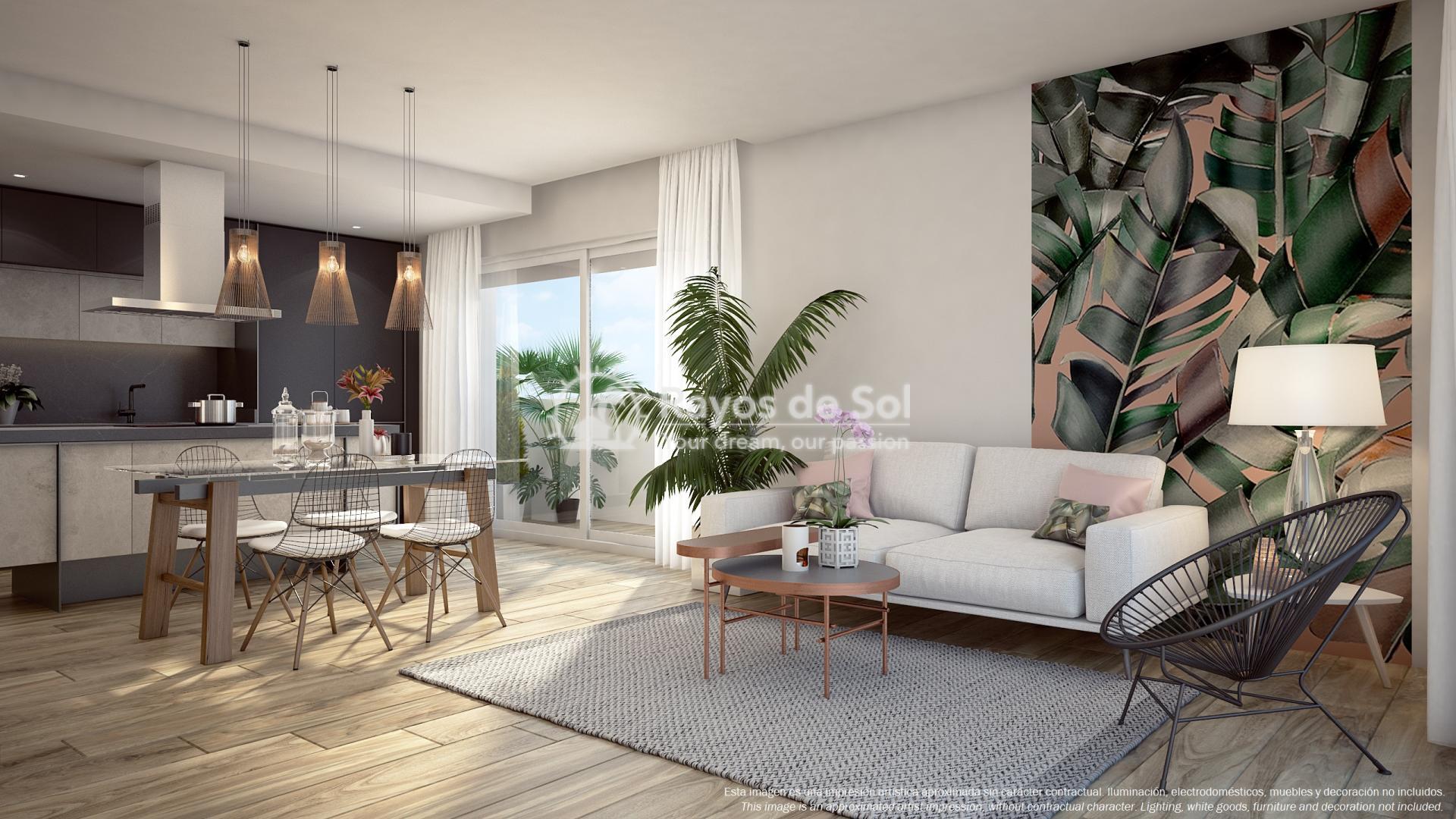 Apartment  in Punta Prima, Orihuela Costa, Costa Blanca (PPTRBA2-2A) - 4