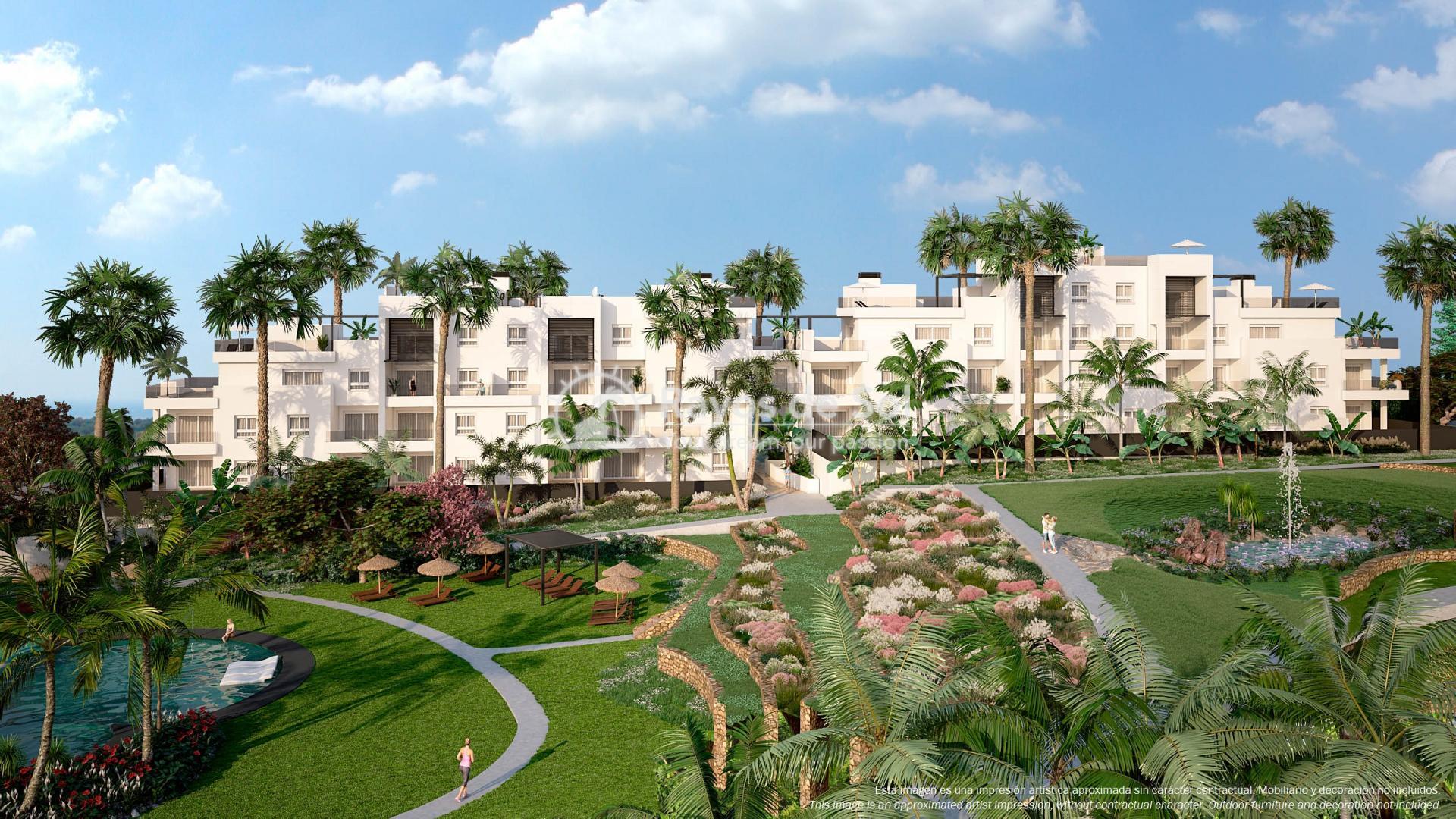 Ground floor apartment  in Punta Prima, Orihuela Costa, Costa Blanca (PPTRBA2-2B) - 2