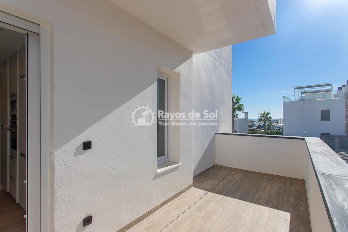 Apartment  in Punta Prima, Orihuela Costa, Costa Blanca (PPTRBA3-2A) - 13