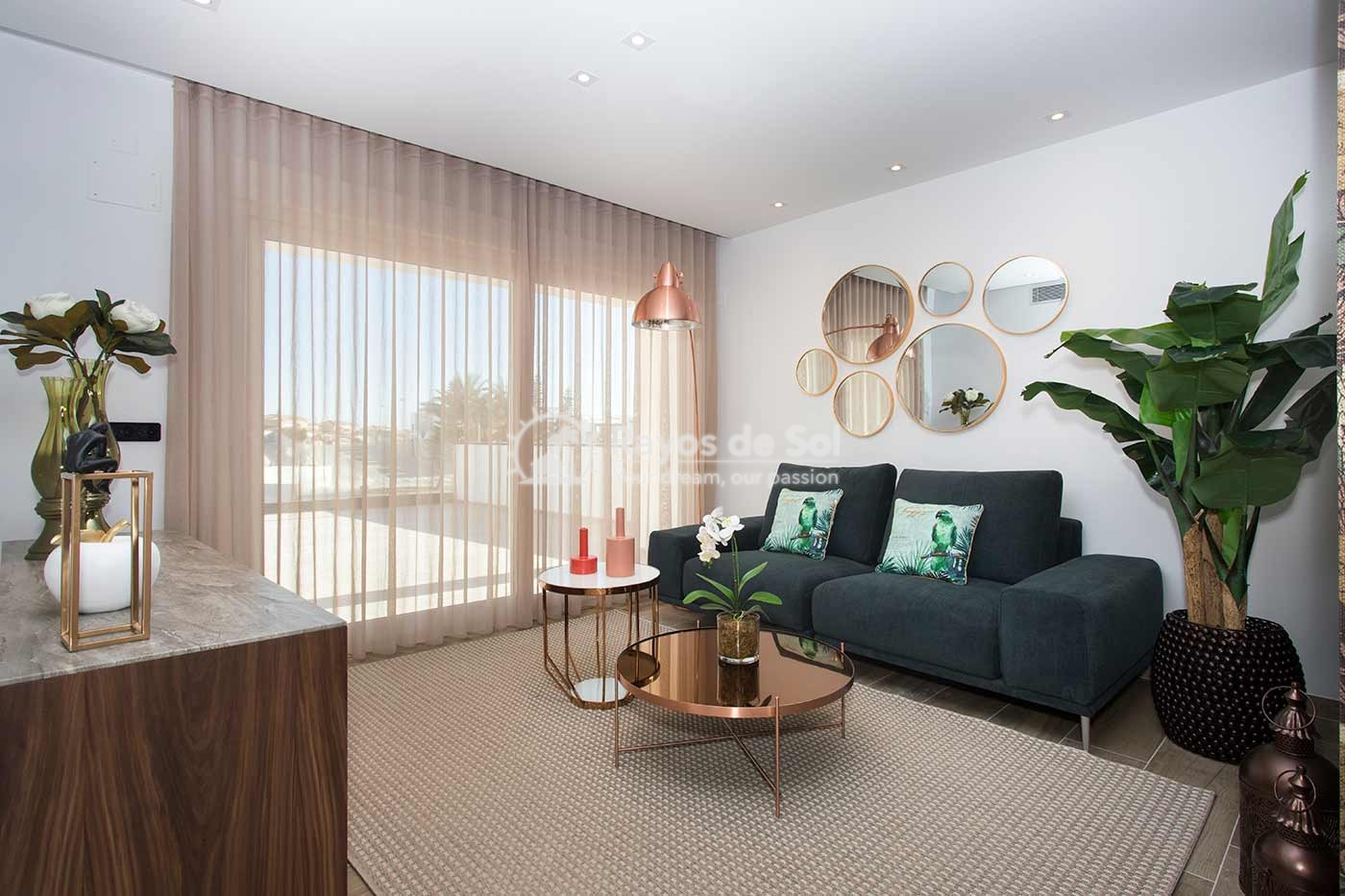 Apartment  in Punta Prima, Orihuela Costa, Costa Blanca (PPTRBA3-2A) - 2