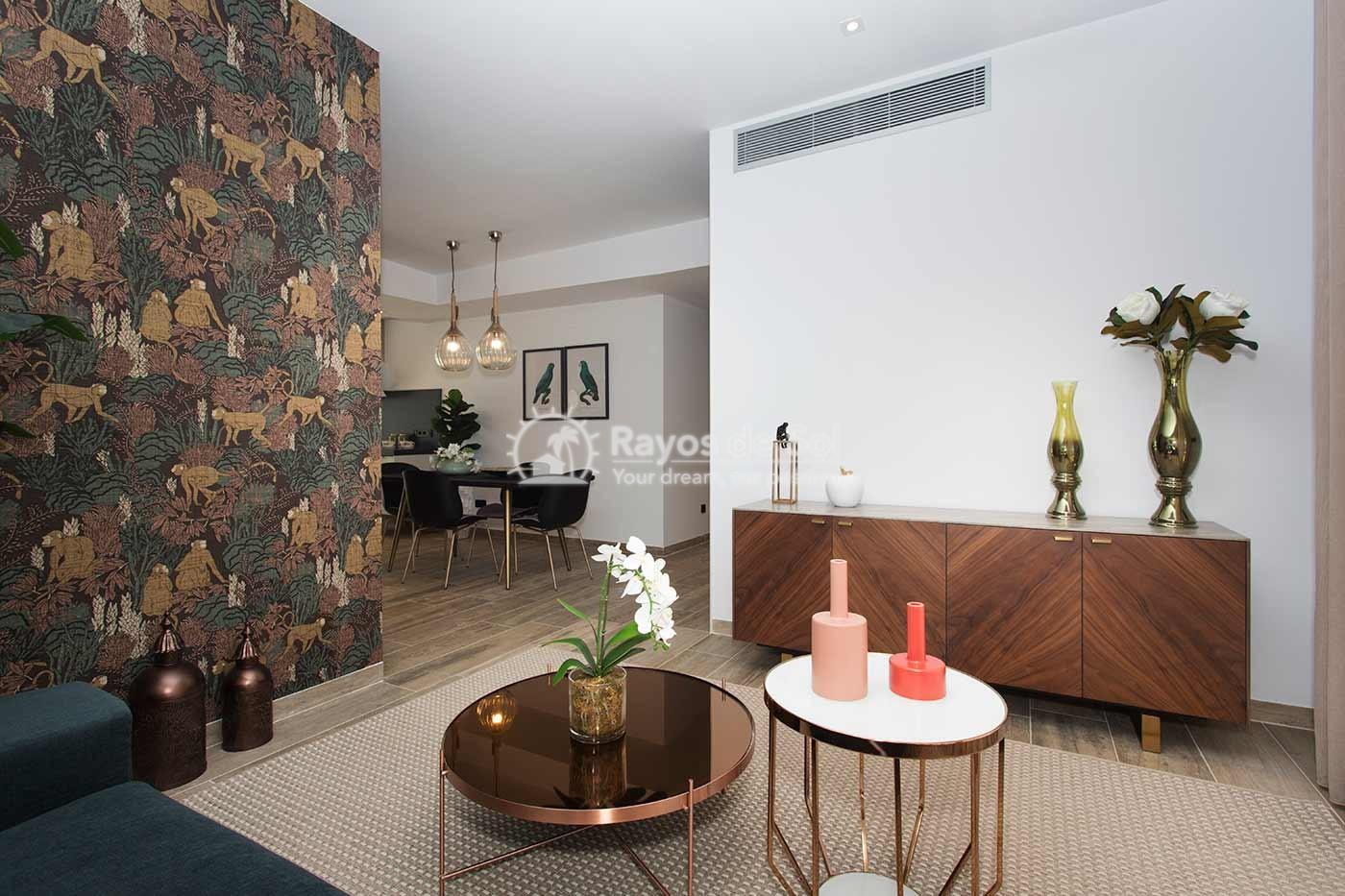 Apartment  in Punta Prima, Orihuela Costa, Costa Blanca (PPTRBA3-2A) - 5