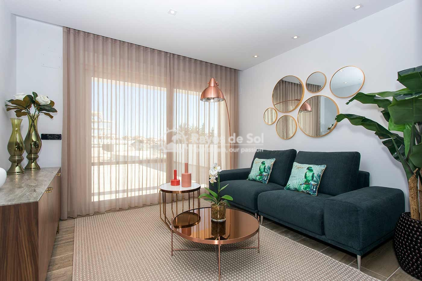 Apartment  in Punta Prima, Orihuela Costa, Costa Blanca (PPTRBA3-2A) - 4