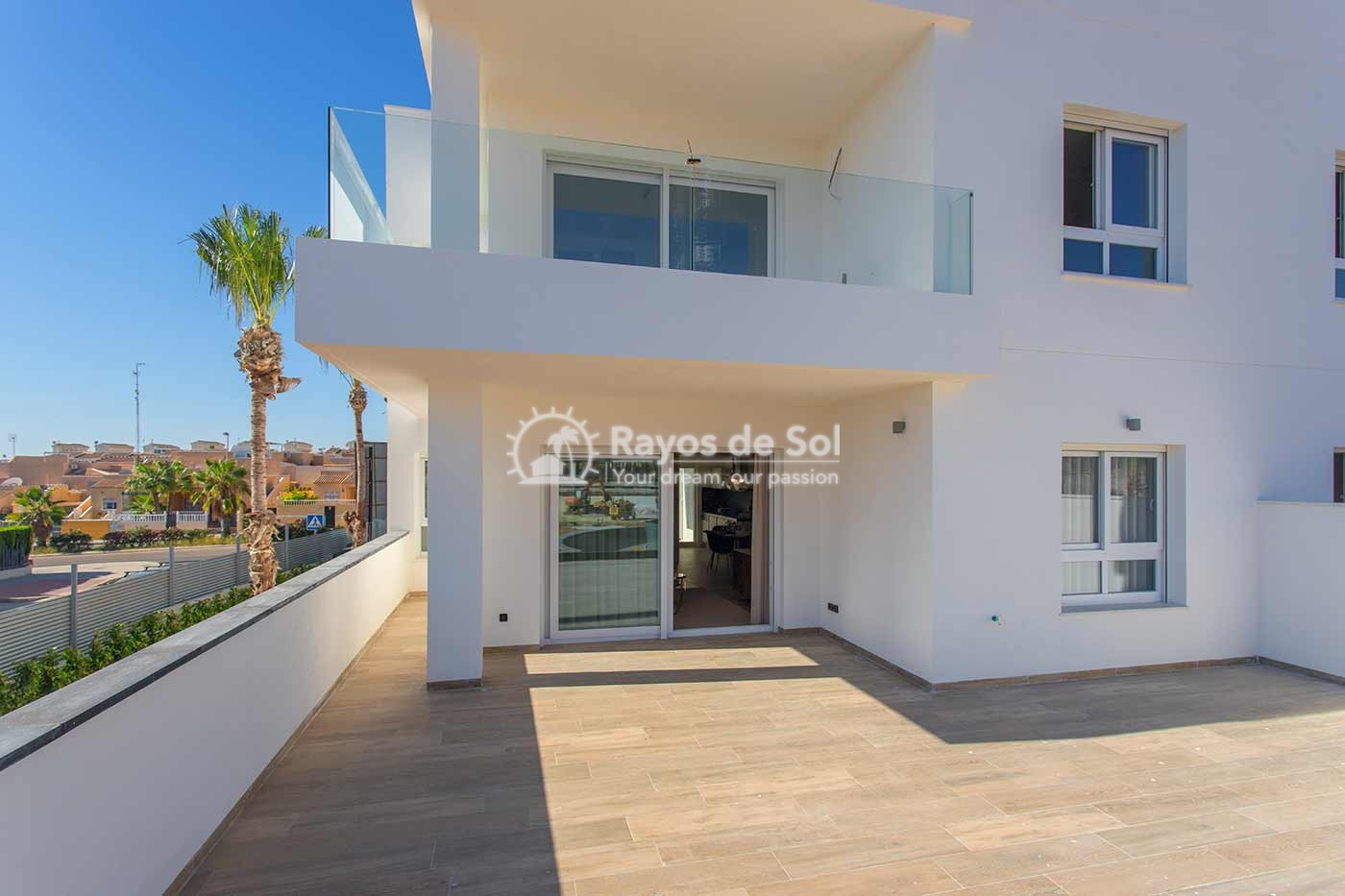 Apartment  in Punta Prima, Orihuela Costa, Costa Blanca (PPTRBA3-2A) - 21