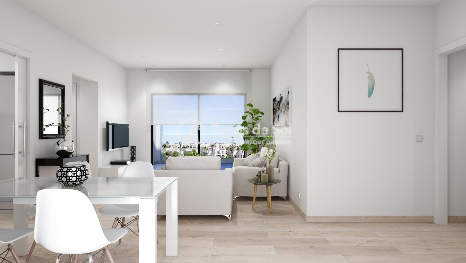 Penthouse  in Roda, Costa Cálida (ROUCRA3-2P) - 1
