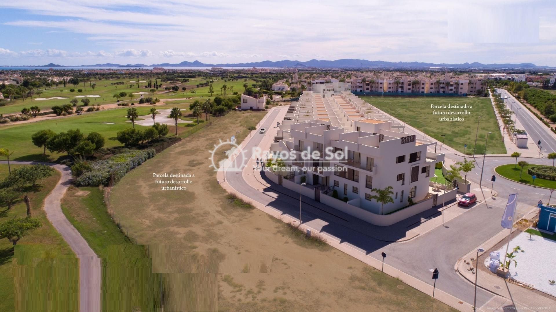 Detached Villa  in Roda, Los Alcazares, Costa Cálida (ROUCRV) - 3