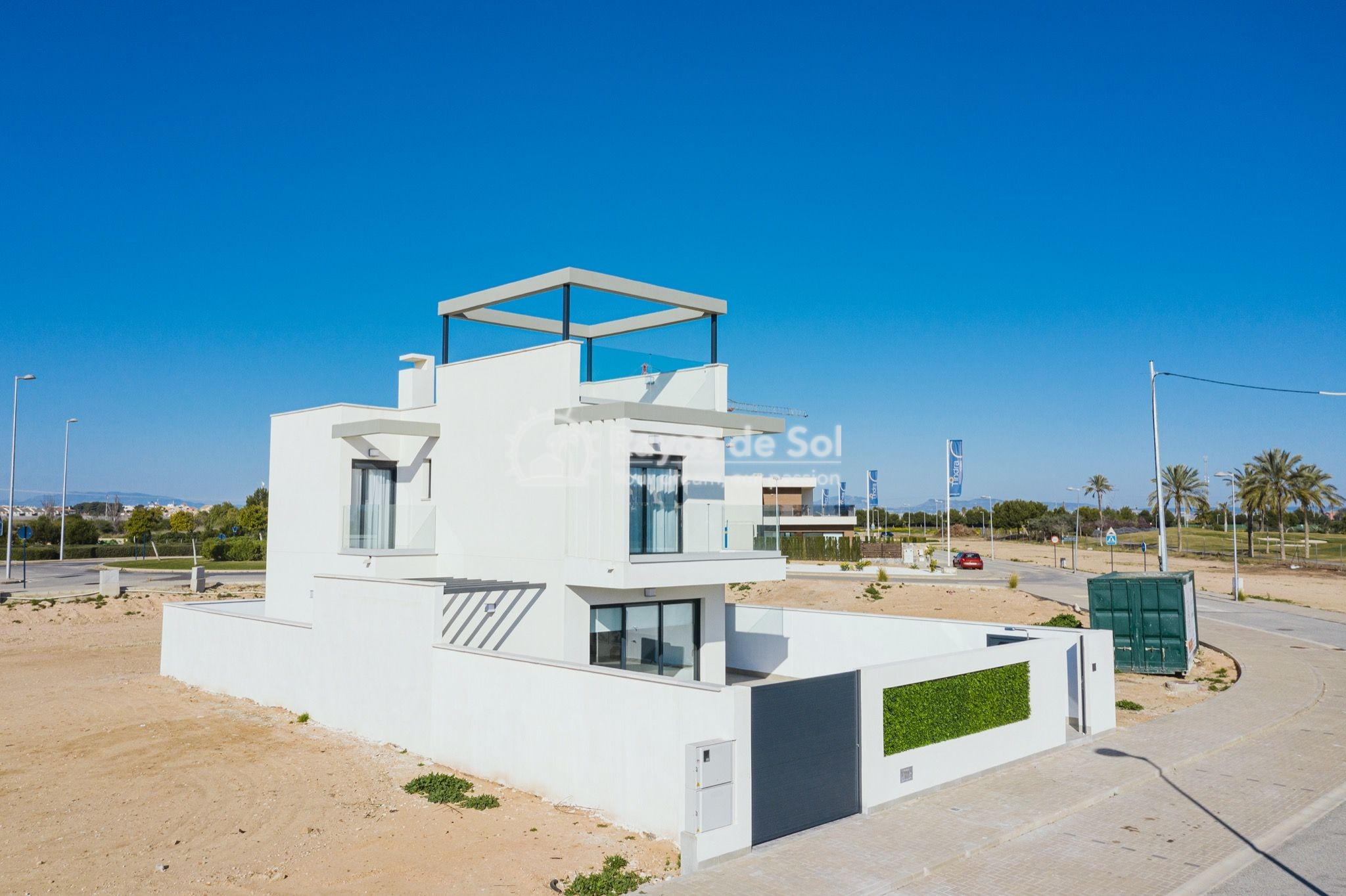 Detached Villa  in Roda, Los Alcazares, Costa Cálida (ROUCRV) - 5