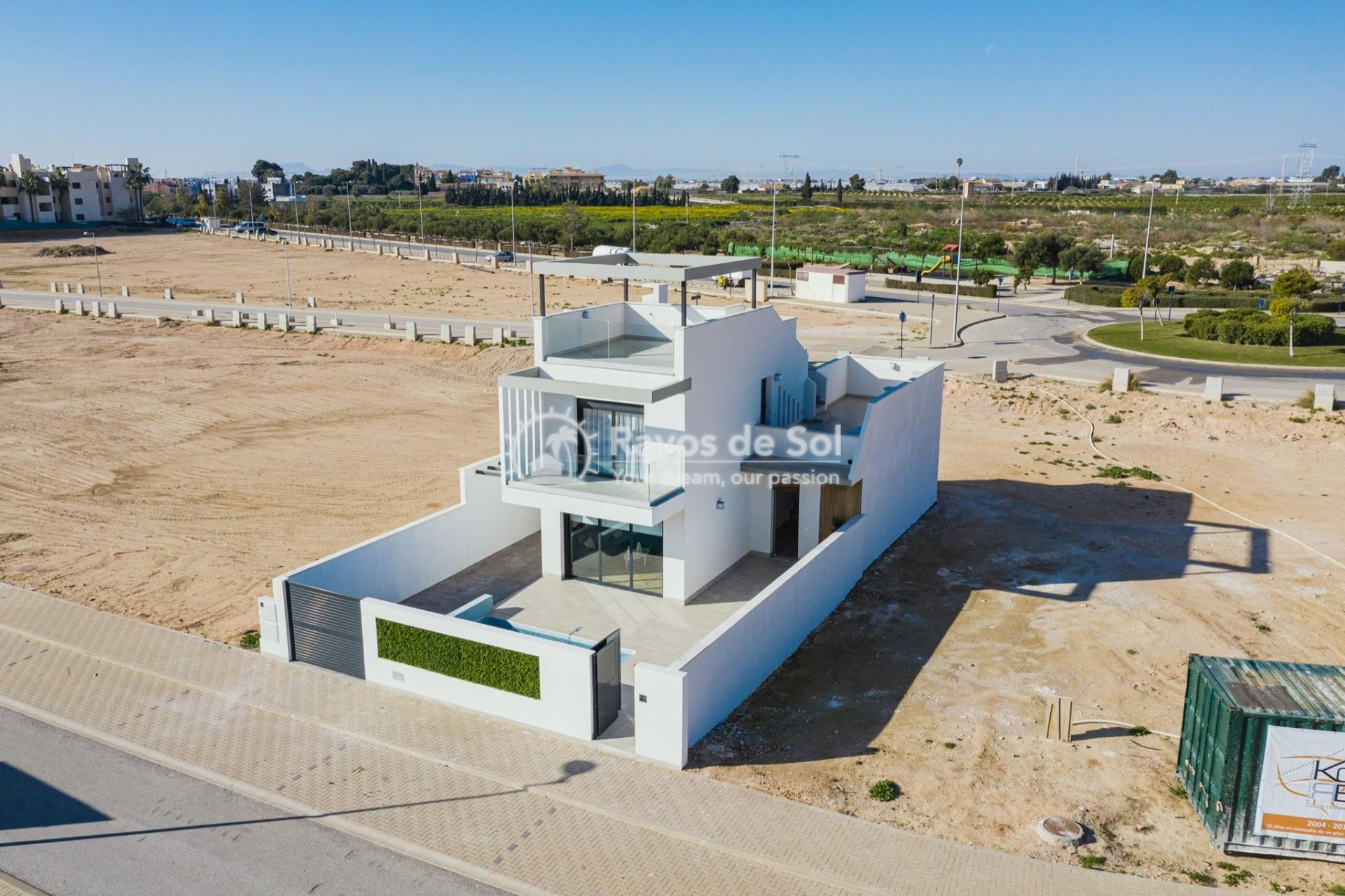 Detached Villa  in Roda, Los Alcazares, Costa Cálida (ROUCRV) - 31