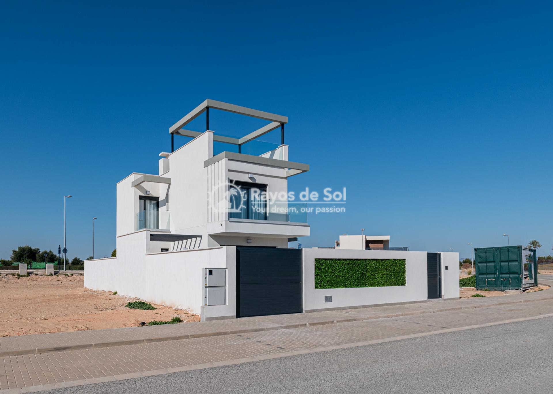 Detached Villa  in Roda, Los Alcazares, Costa Cálida (ROUCRV) - 32