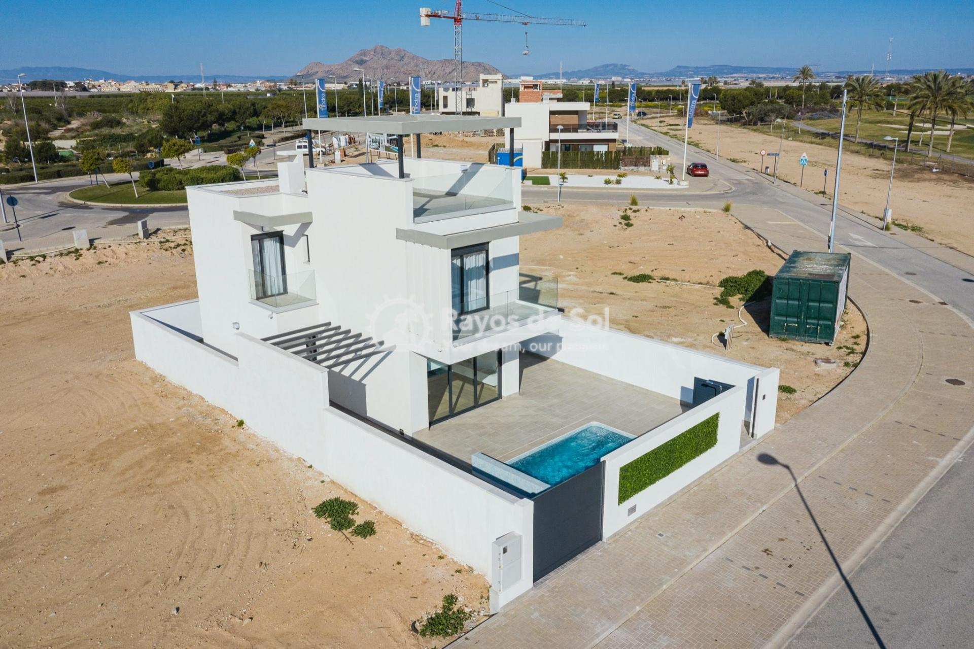 Detached Villa  in Roda, Los Alcazares, Costa Cálida (ROUCRV) - 29