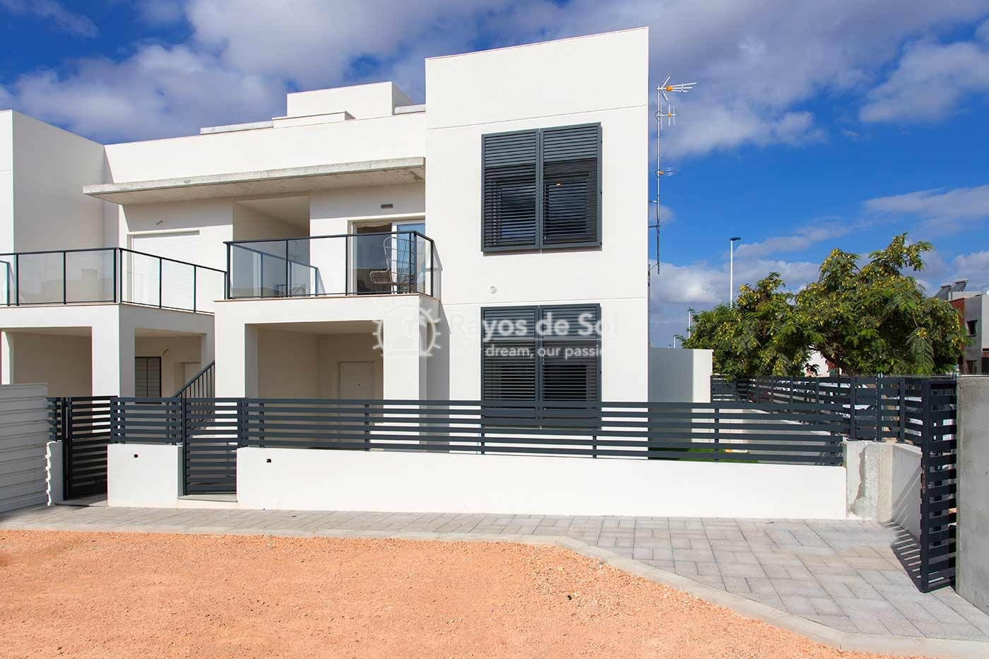 Ground floor apartment  in Aguas Nuevas, Costa Blanca (ANURBRB) - 1