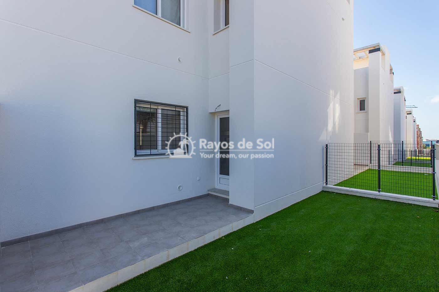 Ground floor apartment  in Aguas Nuevas, Costa Blanca (ANURBRB) - 22