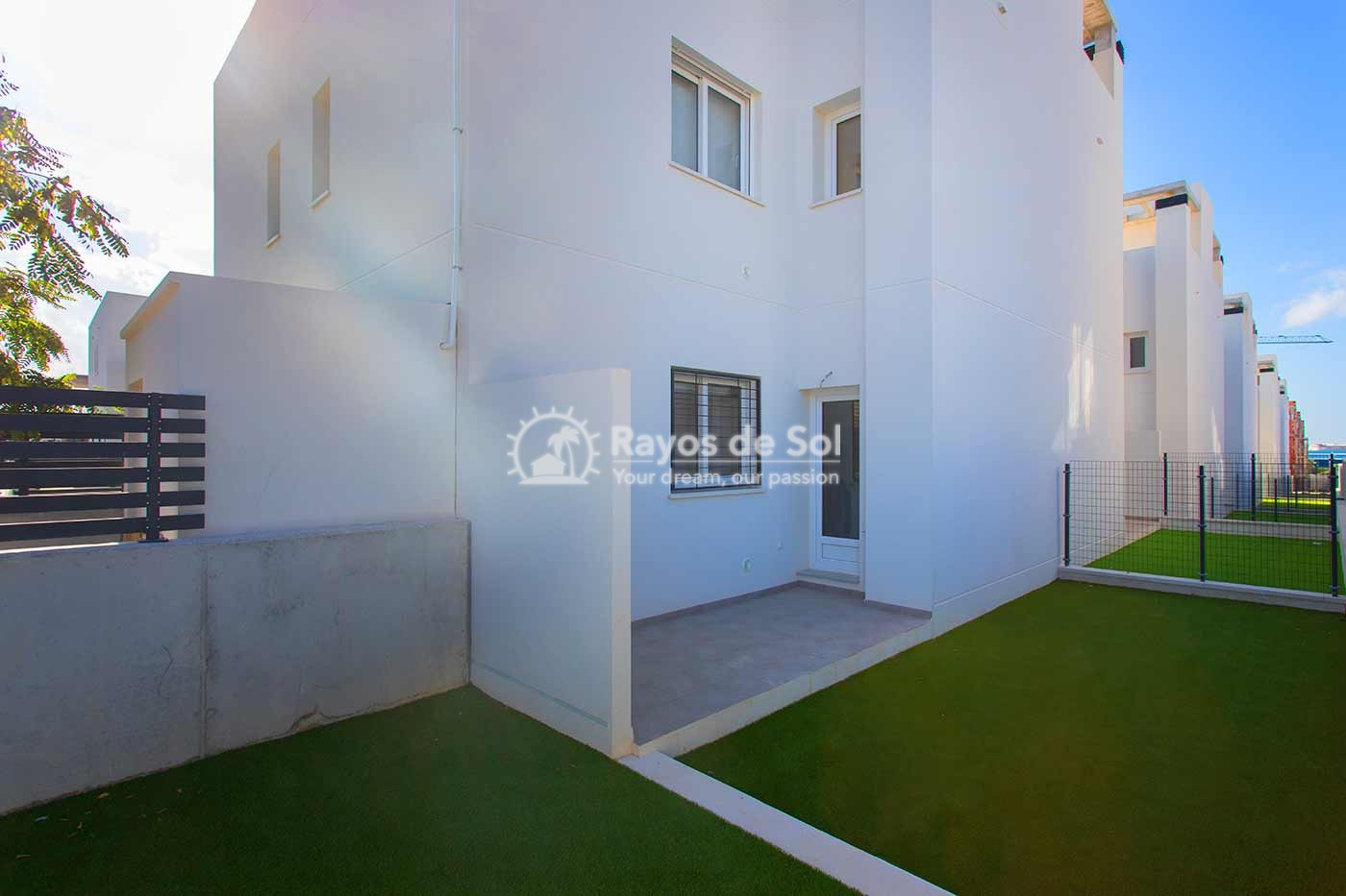 Ground floor apartment  in Aguas Nuevas, Costa Blanca (ANURBRB) - 20