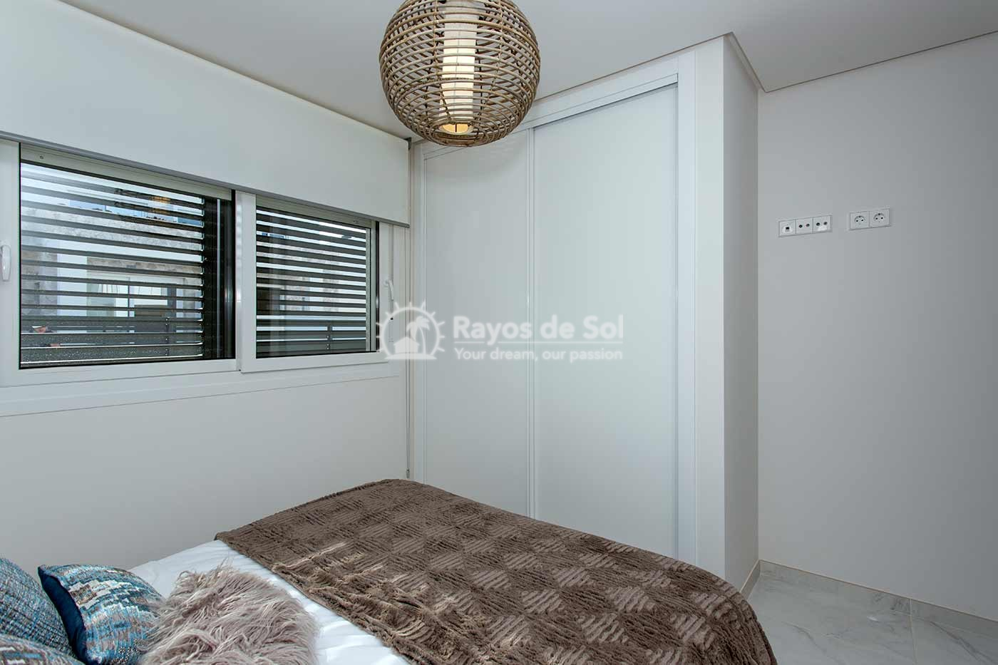 Ground floor apartment  in Aguas Nuevas, Costa Blanca (ANURBRB) - 12
