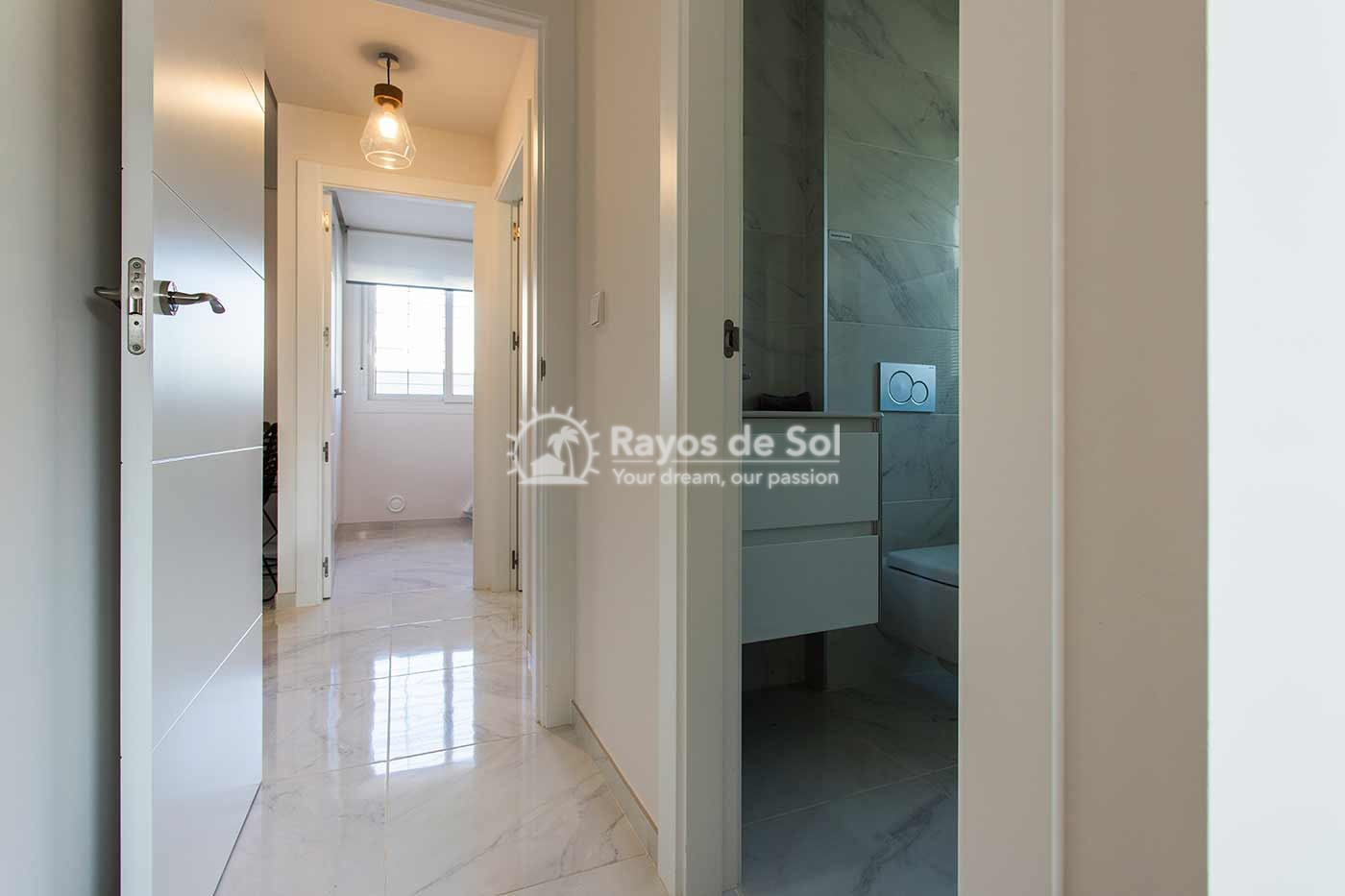 Ground floor apartment  in Aguas Nuevas, Costa Blanca (ANURBRB) - 13