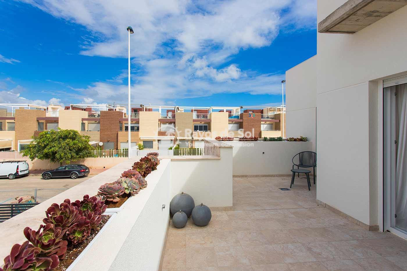 Quadvilla  in Aguas Nuevas, Costa Blanca (ANURBRQ) - 4