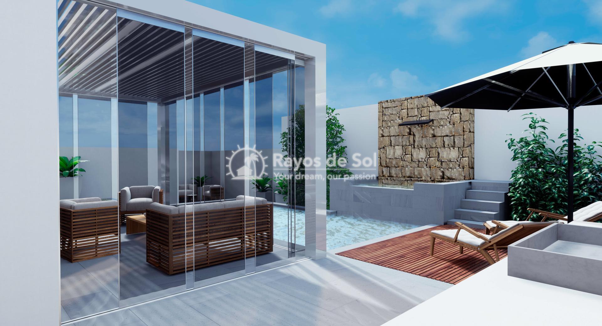 Vrijstaande villa  in Aguas Nuevas, Costa Blanca (Azullik-villa) - 19
