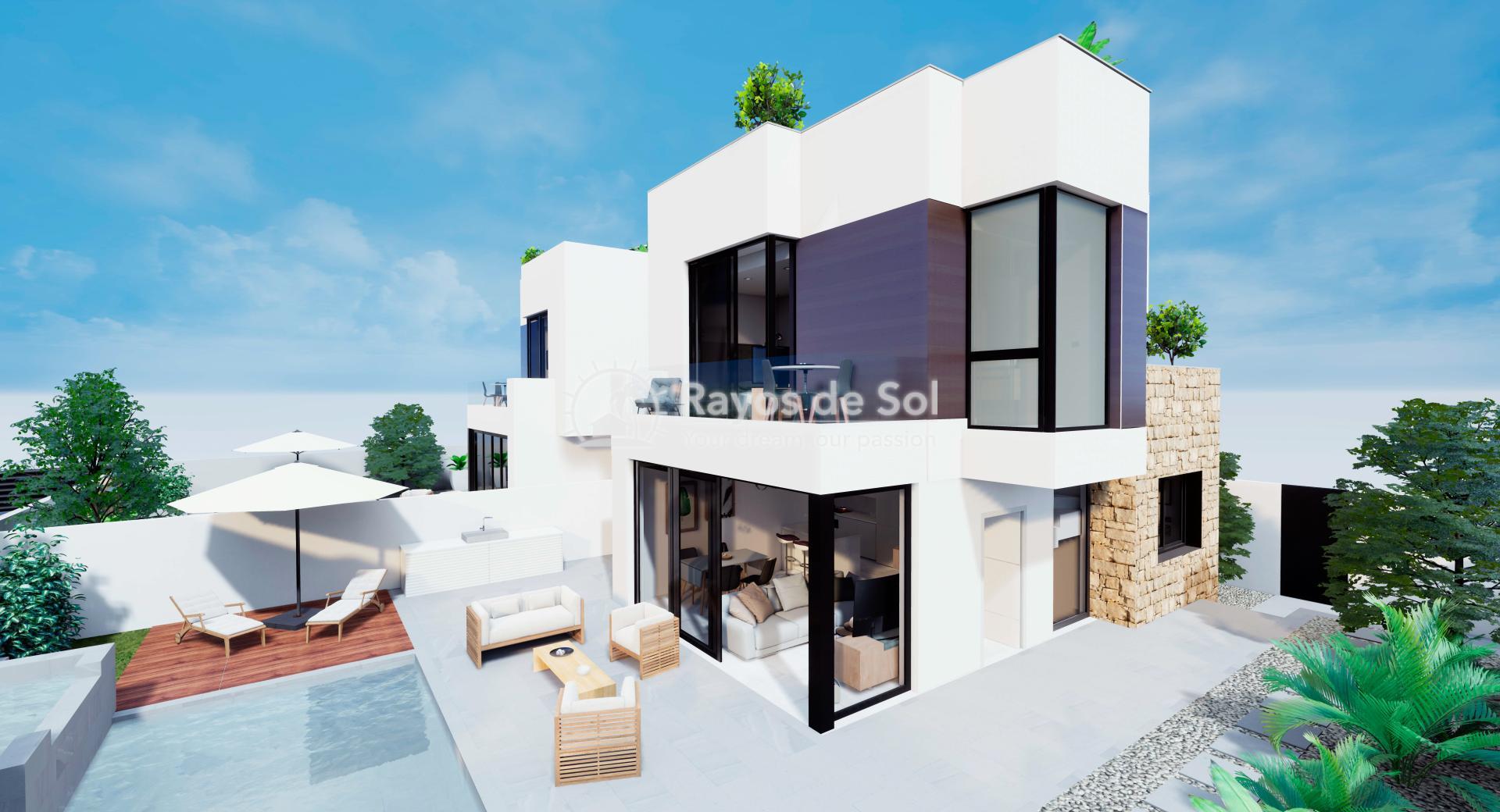 Vrijstaande villa  in Aguas Nuevas, Costa Blanca (Azullik-villa) - 28