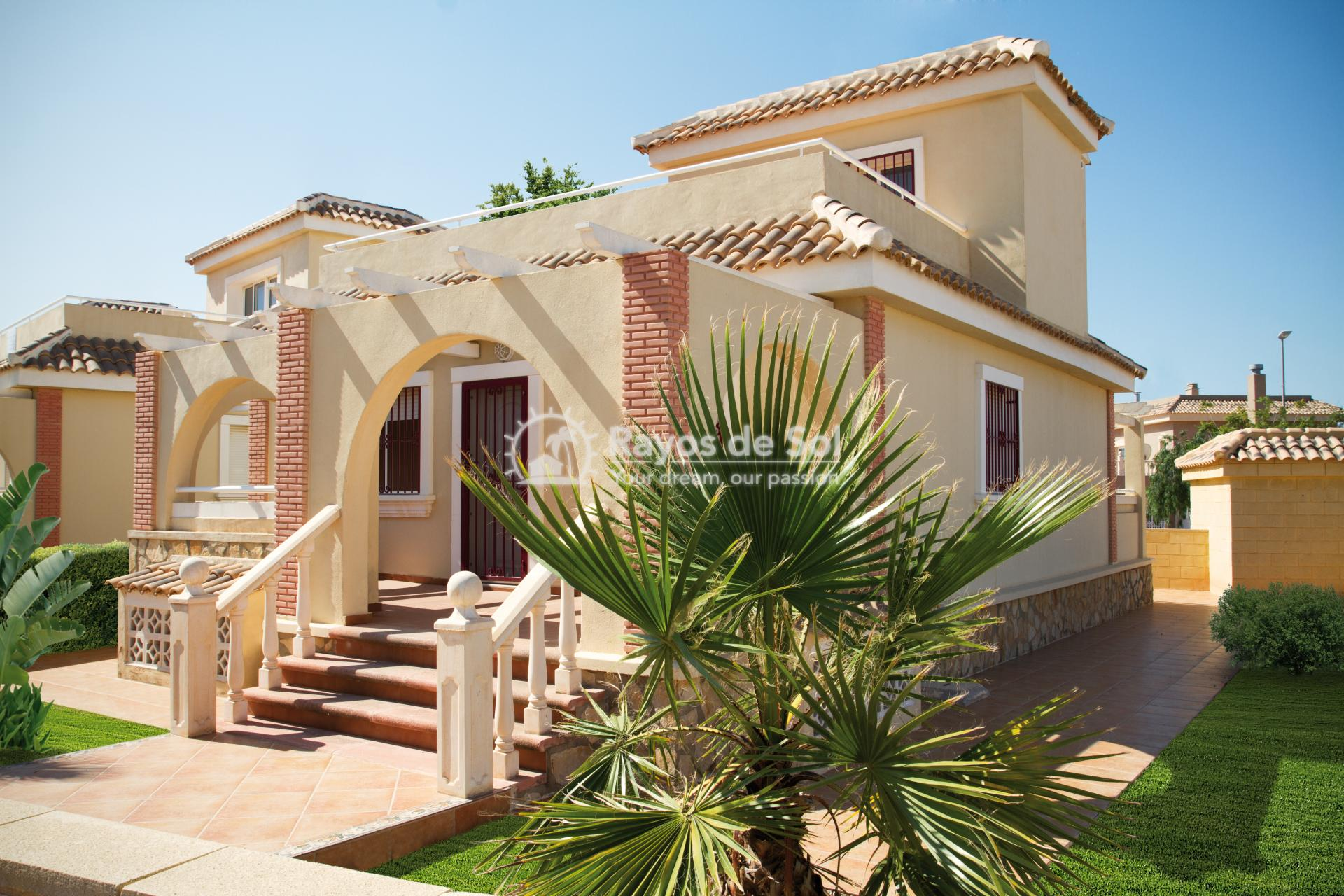 Detached Villa  in Sierra Golf, Costa Cálida (SGURSGA) - 1
