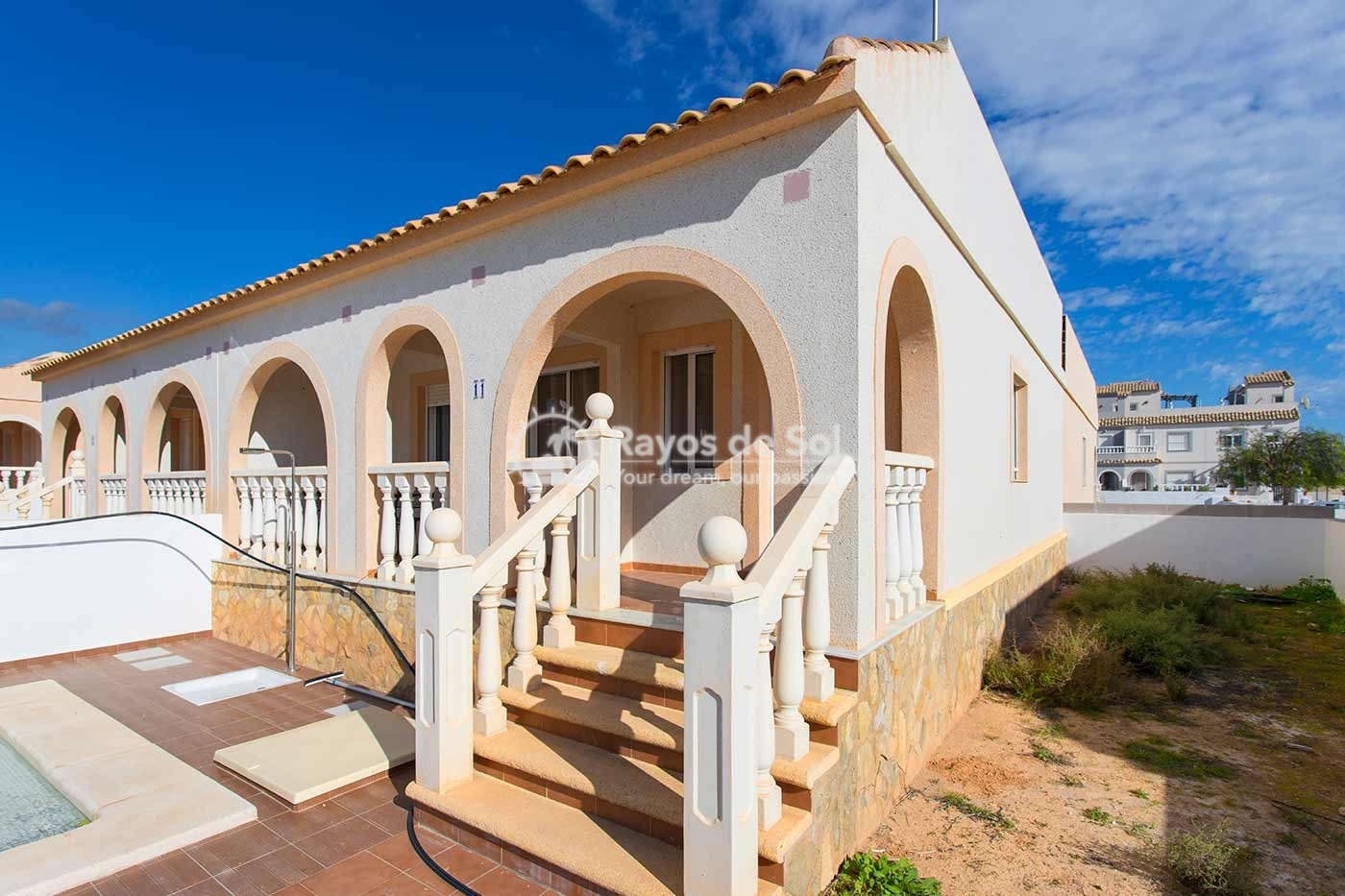 Semi-detached Villa  in Sierra Golf, Costa Cálida (SGURSGG) - 3