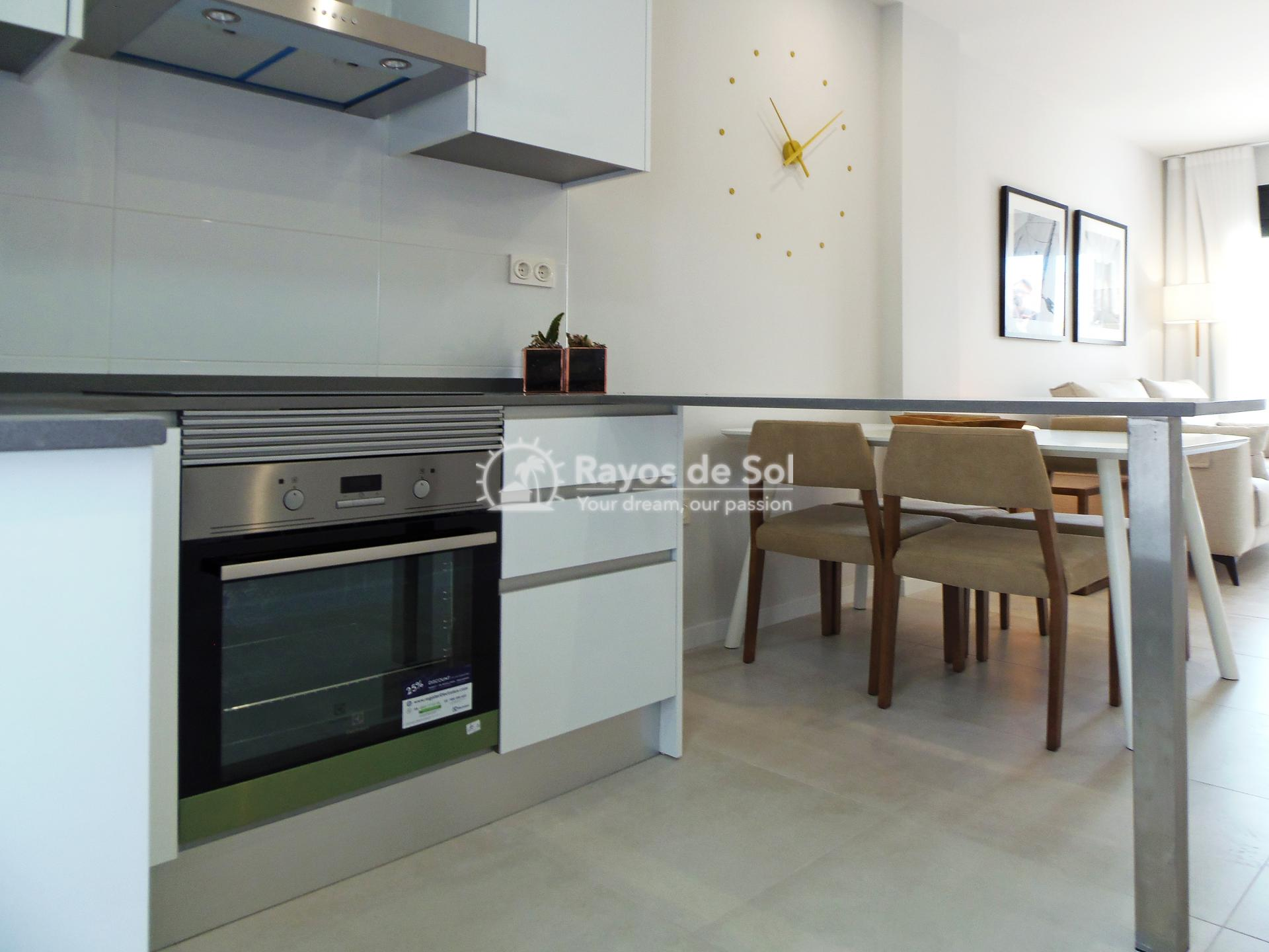 Ground floor apartment  in Mil Palmeras, Costa Blanca (Garda-PB) - 7