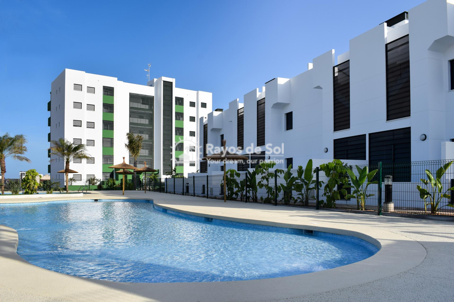 Ground floor apartment  in Mil Palmeras, Costa Blanca (MPVPMPB) - 19