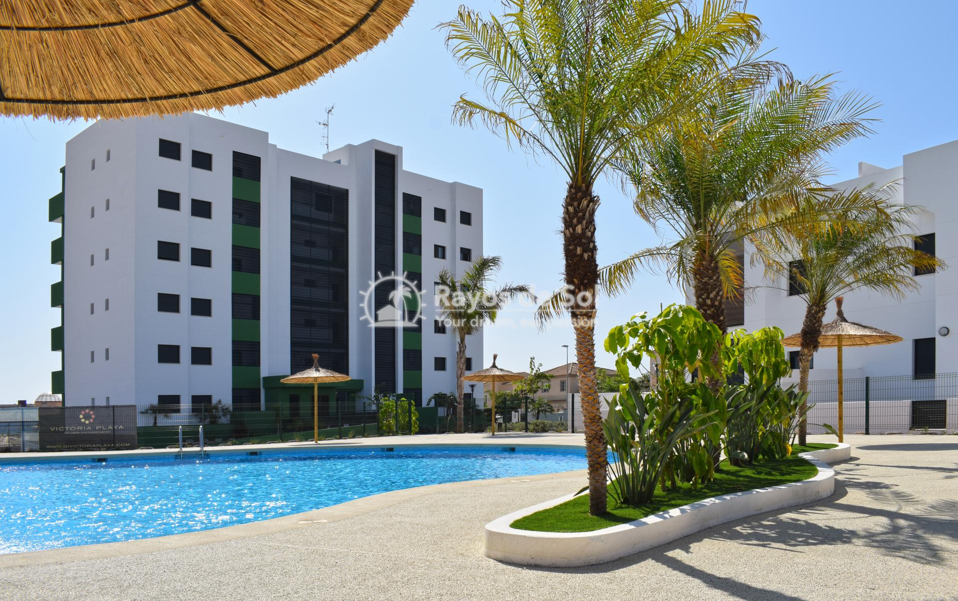 Ground floor apartment  in Mil Palmeras, Costa Blanca (Garda-PB) - 22