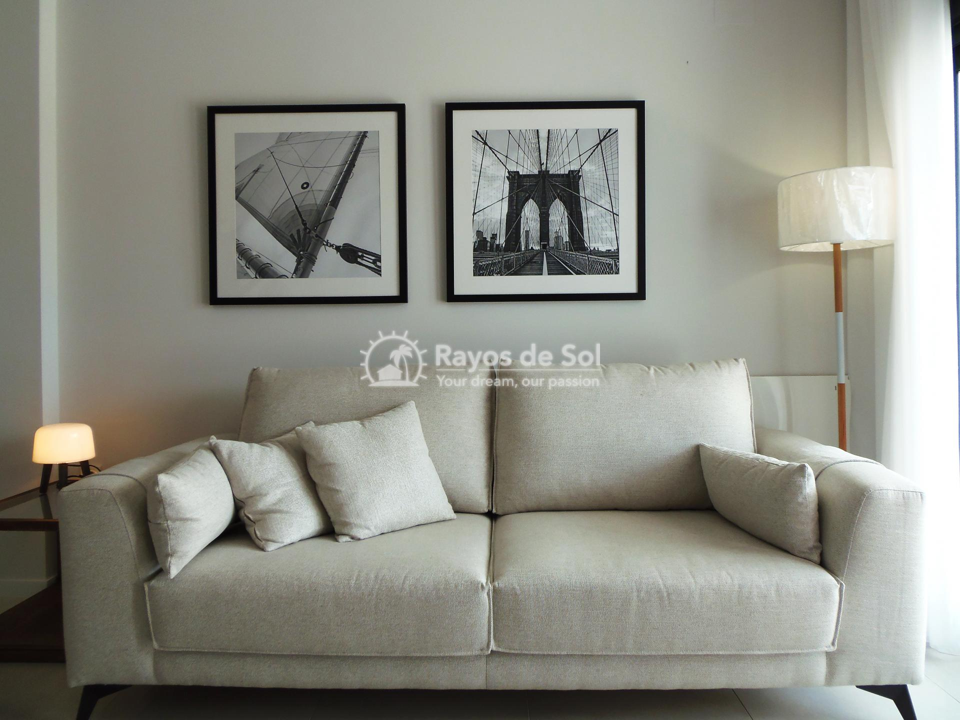 Penthouse  in Mil Palmeras, Costa Blanca (Garda-PH) - 4