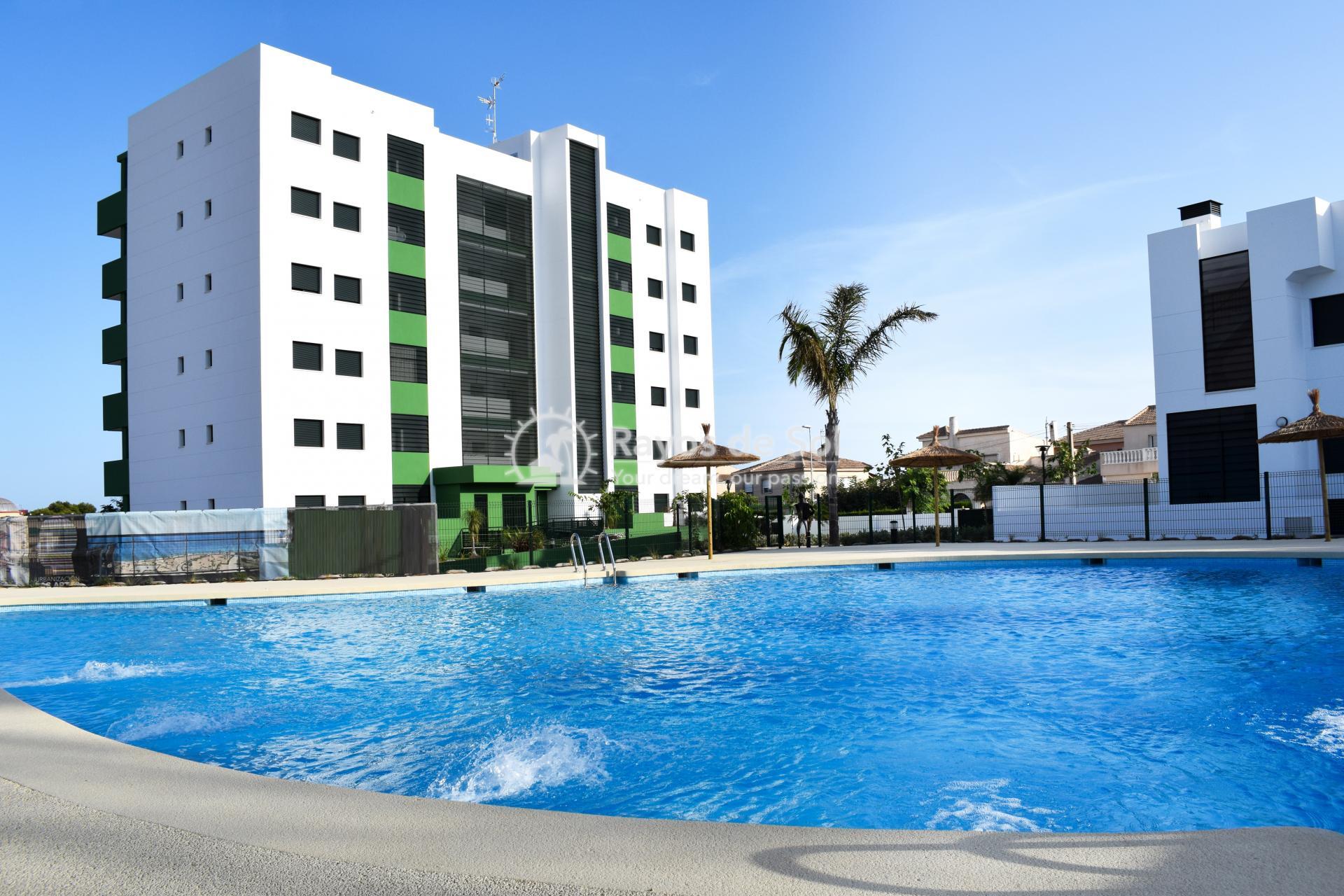 Penthouse  in Mil Palmeras, Costa Blanca (MPVPMPP) - 18