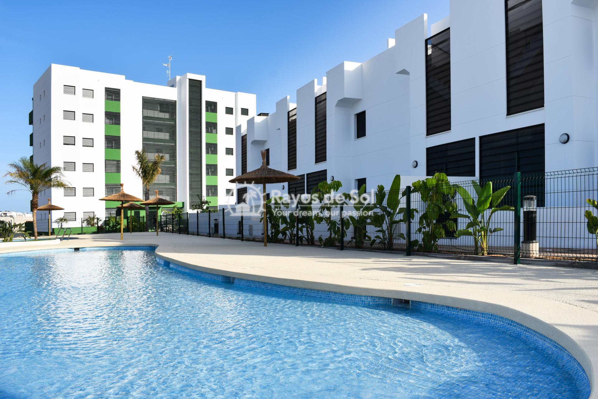 Penthouse  in Mil Palmeras, Costa Blanca (MPVPMPP) - 20