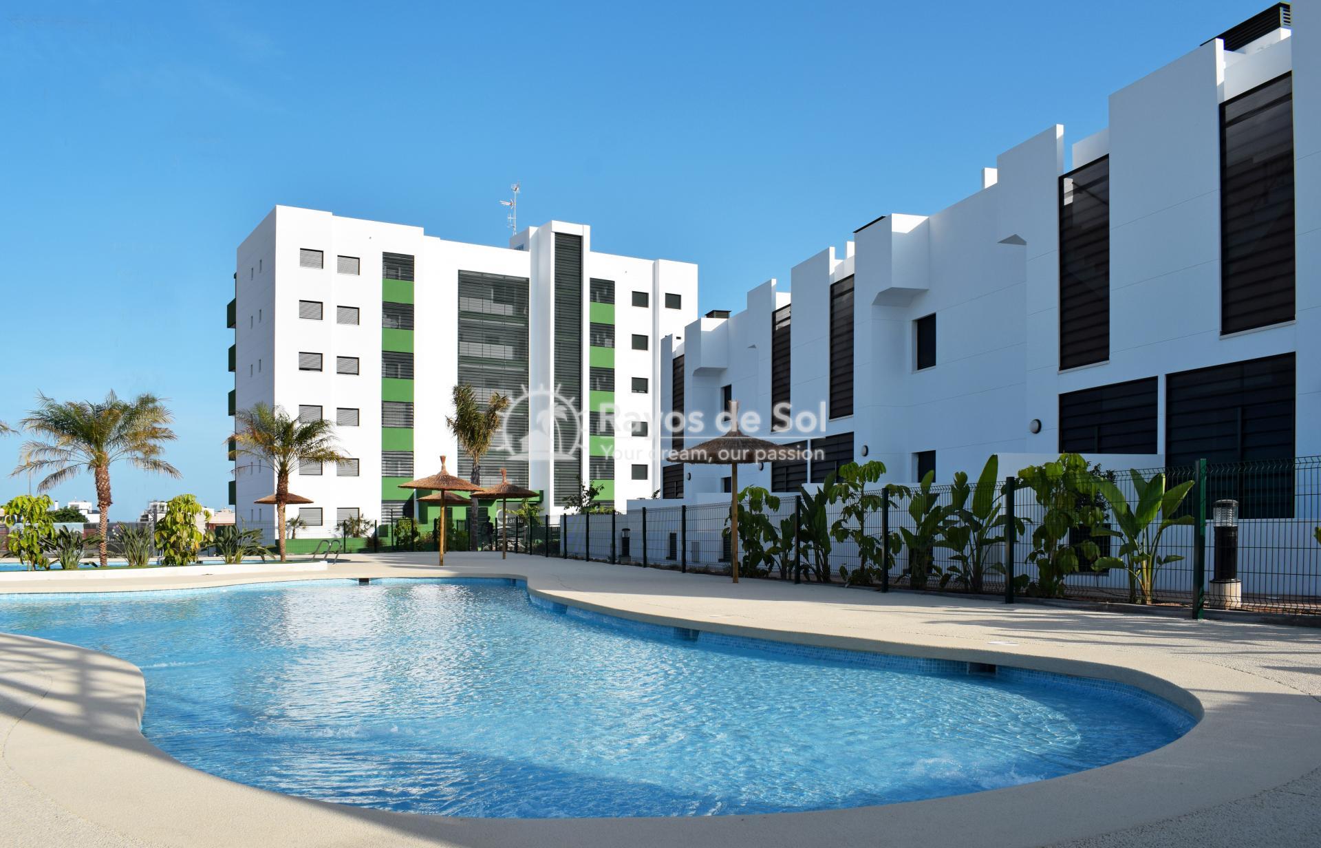 Penthouse  in Mil Palmeras, Costa Blanca (MPVPMPP) - 21