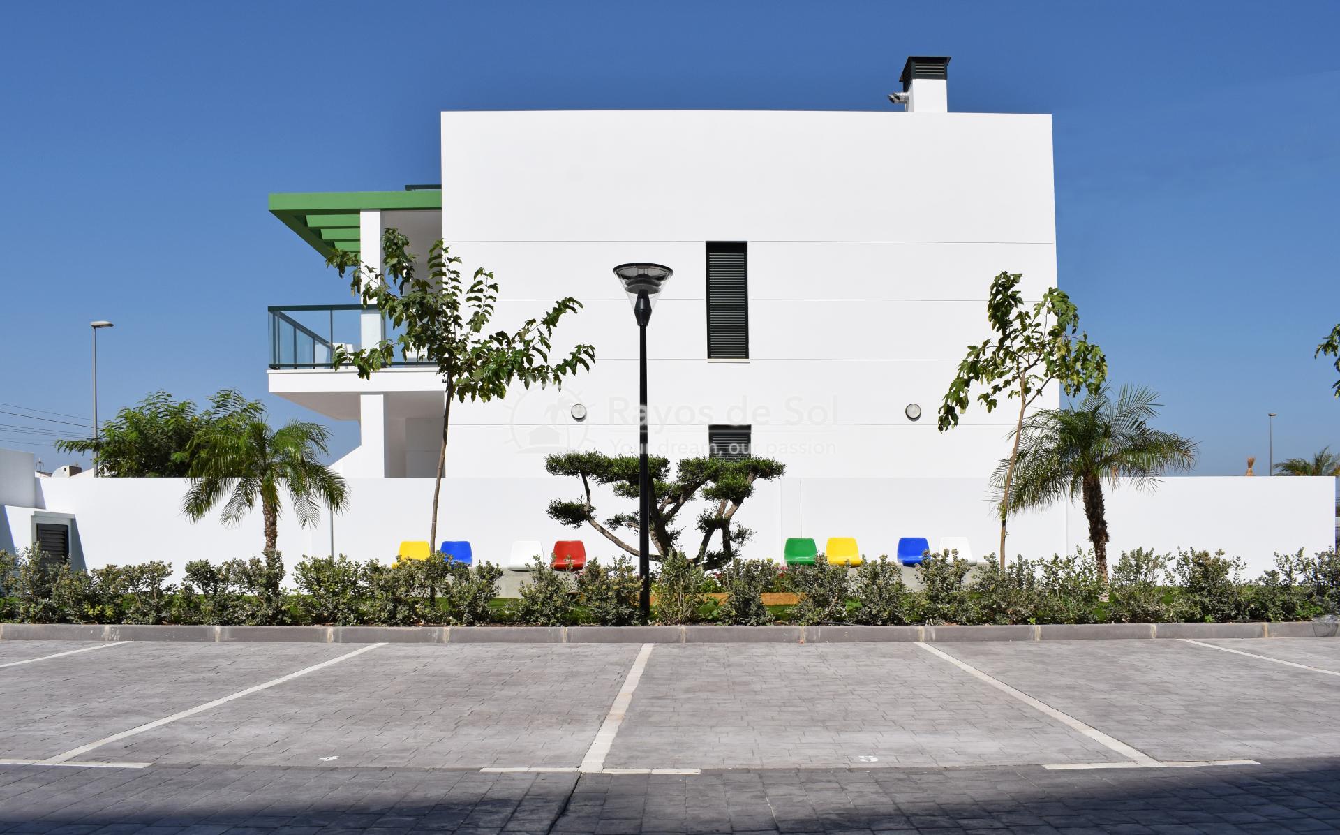 Penthouse  in Mil Palmeras, Costa Blanca (MPVPMPP) - 23