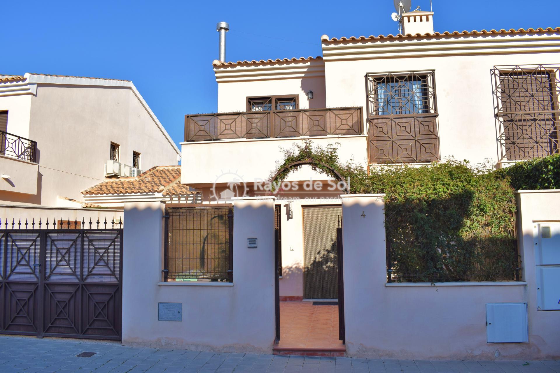 Quadvilla  in San Cayetano, Costa Cálida (SCRE0027) - 1