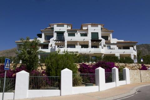 Apartment  in Sierra Cortina, Finestrat, Costa Blanca (FIMUEB1-2) - 3