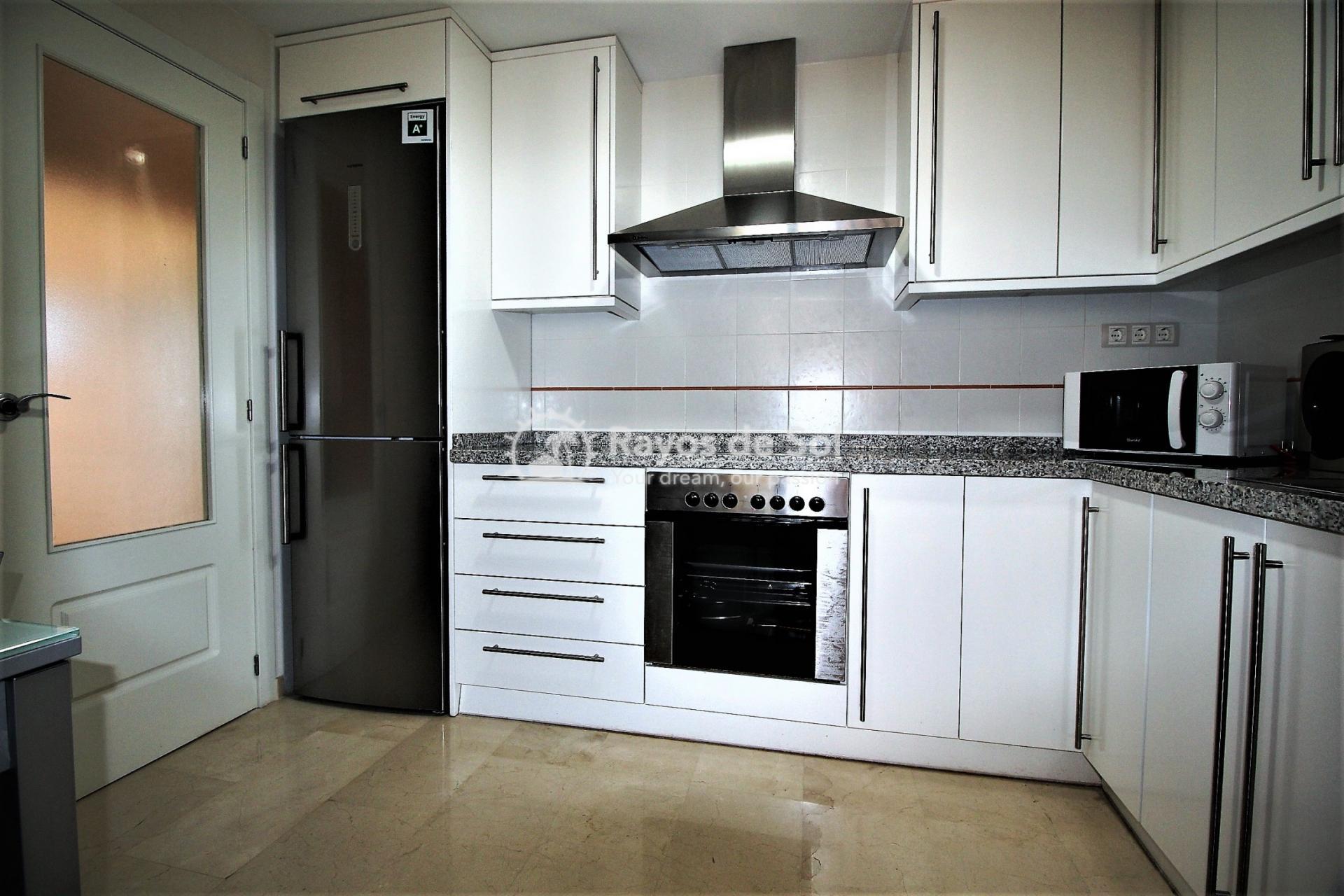 Apartment  in Sierra Cortina, Finestrat, Costa Blanca (FIMUEB1-2) - 8