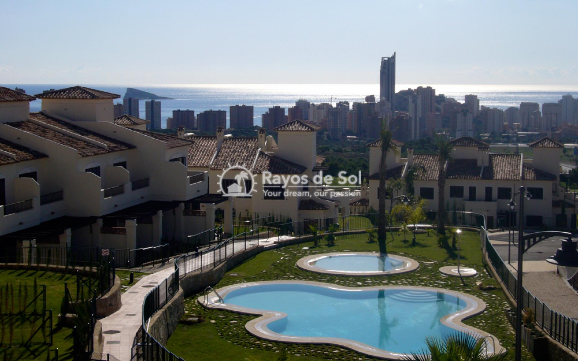 Townhouse  in Finestrat, Costa Blanca (Olivos DPX 2-3) - 1