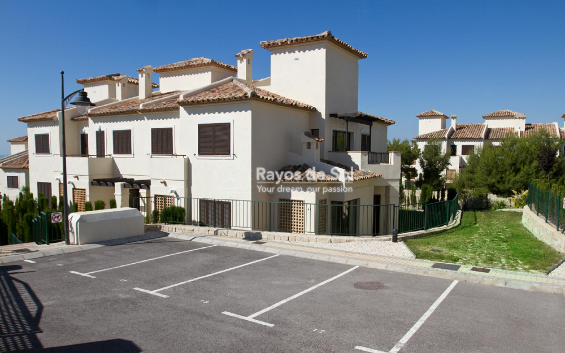 Townhouse  in Finestrat, Costa Blanca (Olivos DPX 2-3) - 20