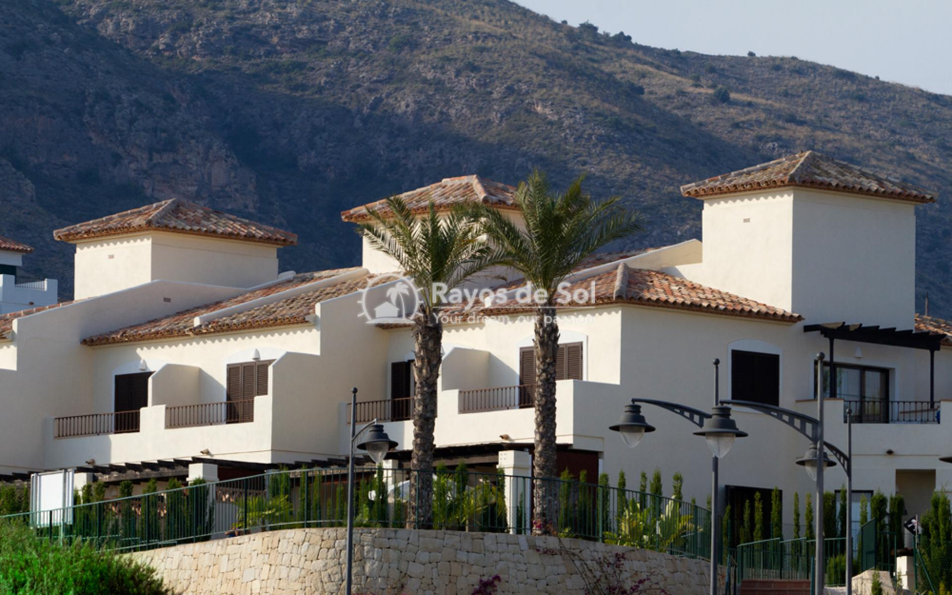 Townhouse  in Finestrat, Costa Blanca (Olivos DPX 2-3) - 2