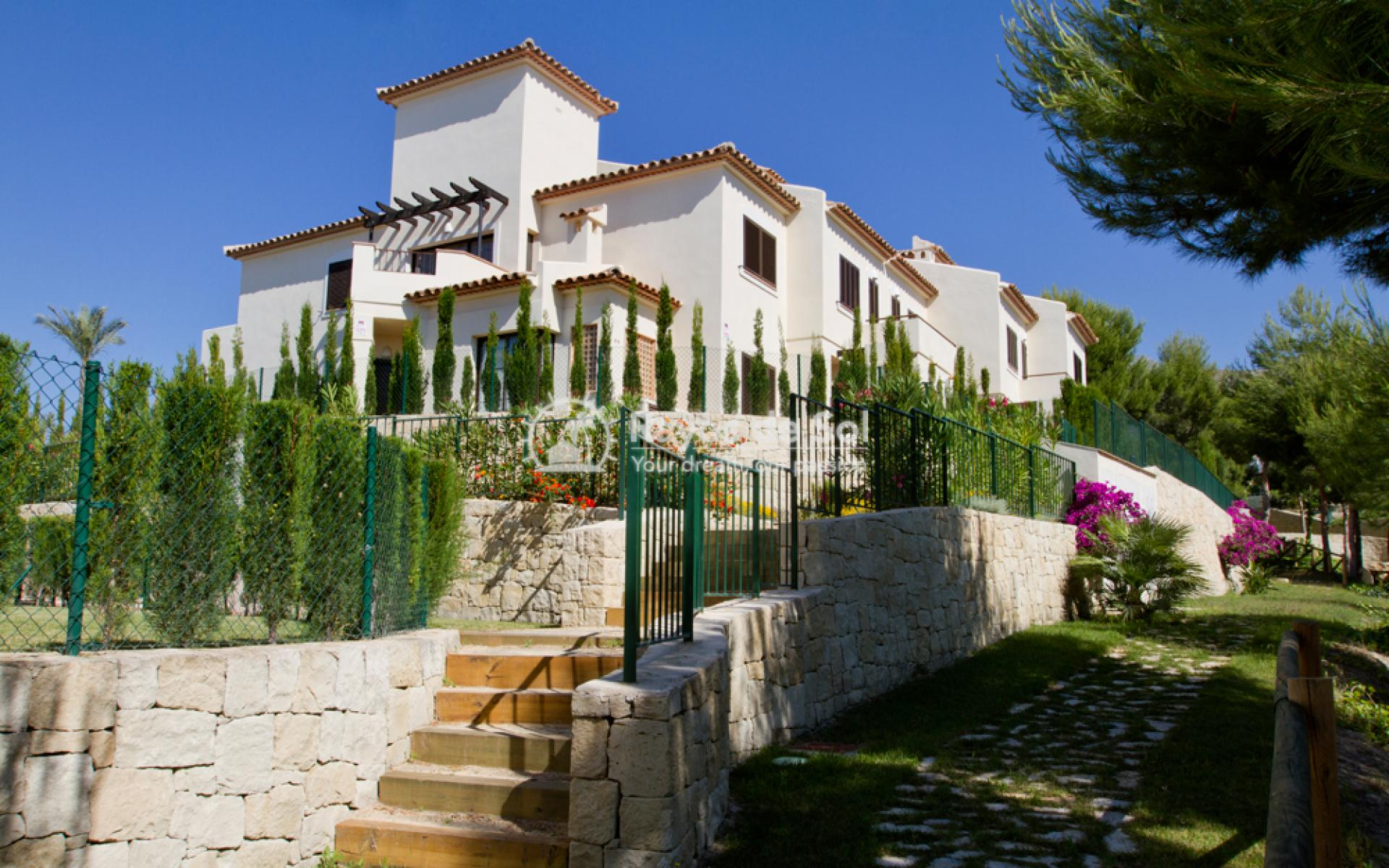 Townhouse  in Finestrat, Costa Blanca (Olivos DPX 2-3) - 4