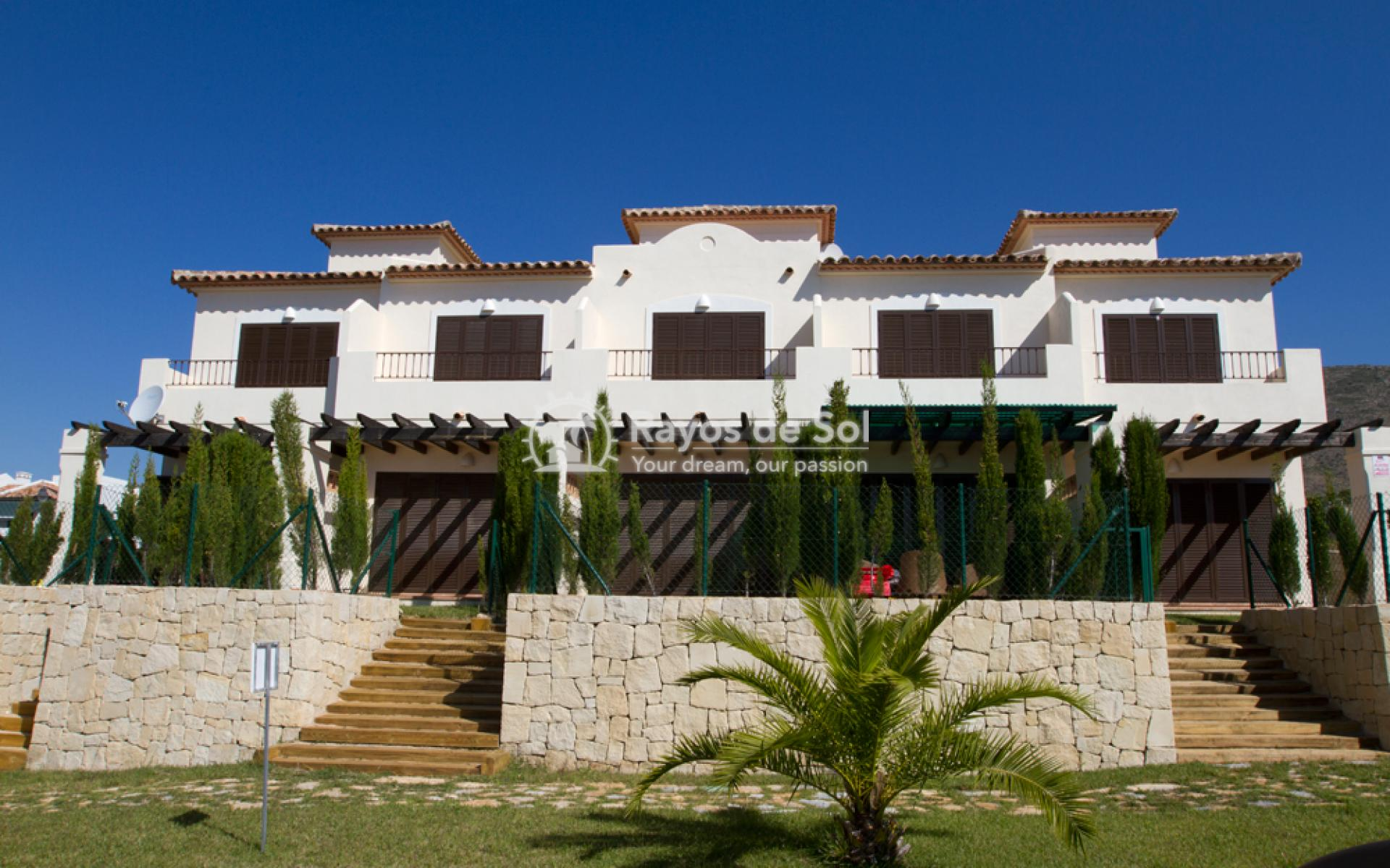 Townhouse  in Finestrat, Costa Blanca (Olivos DPX 2-3) - 3